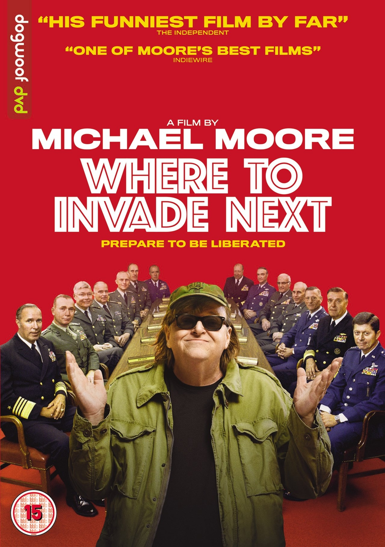Where to Invade Next - 1