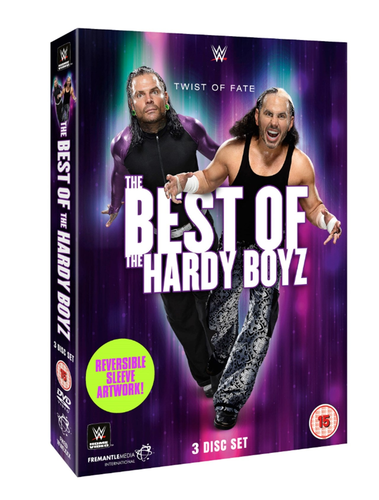 WWE: Twist of Fate: The Best of the Hardy Boyz - 2
