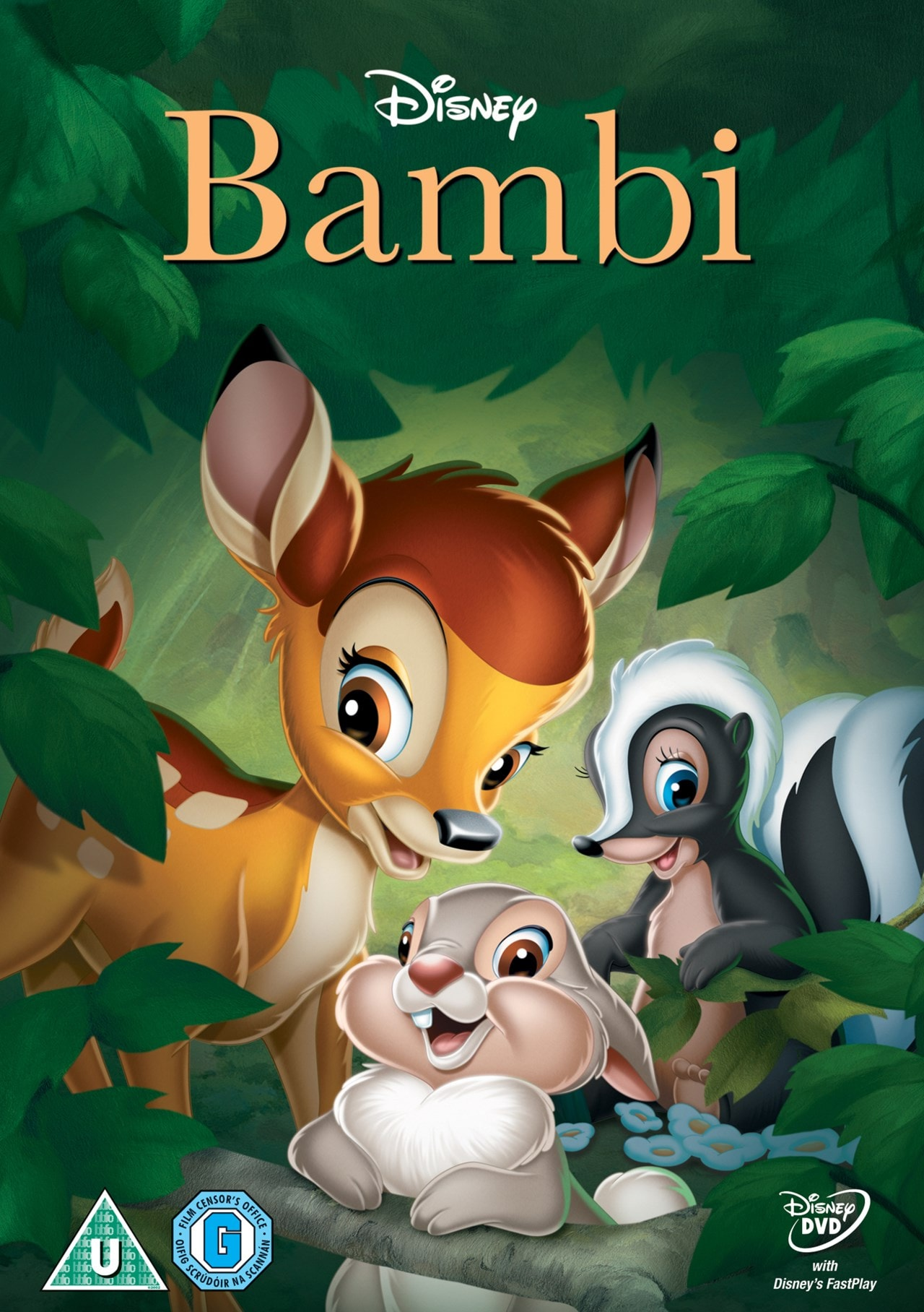 Whatsoever Critic: First Editorial Ever!: Why is Bambi So