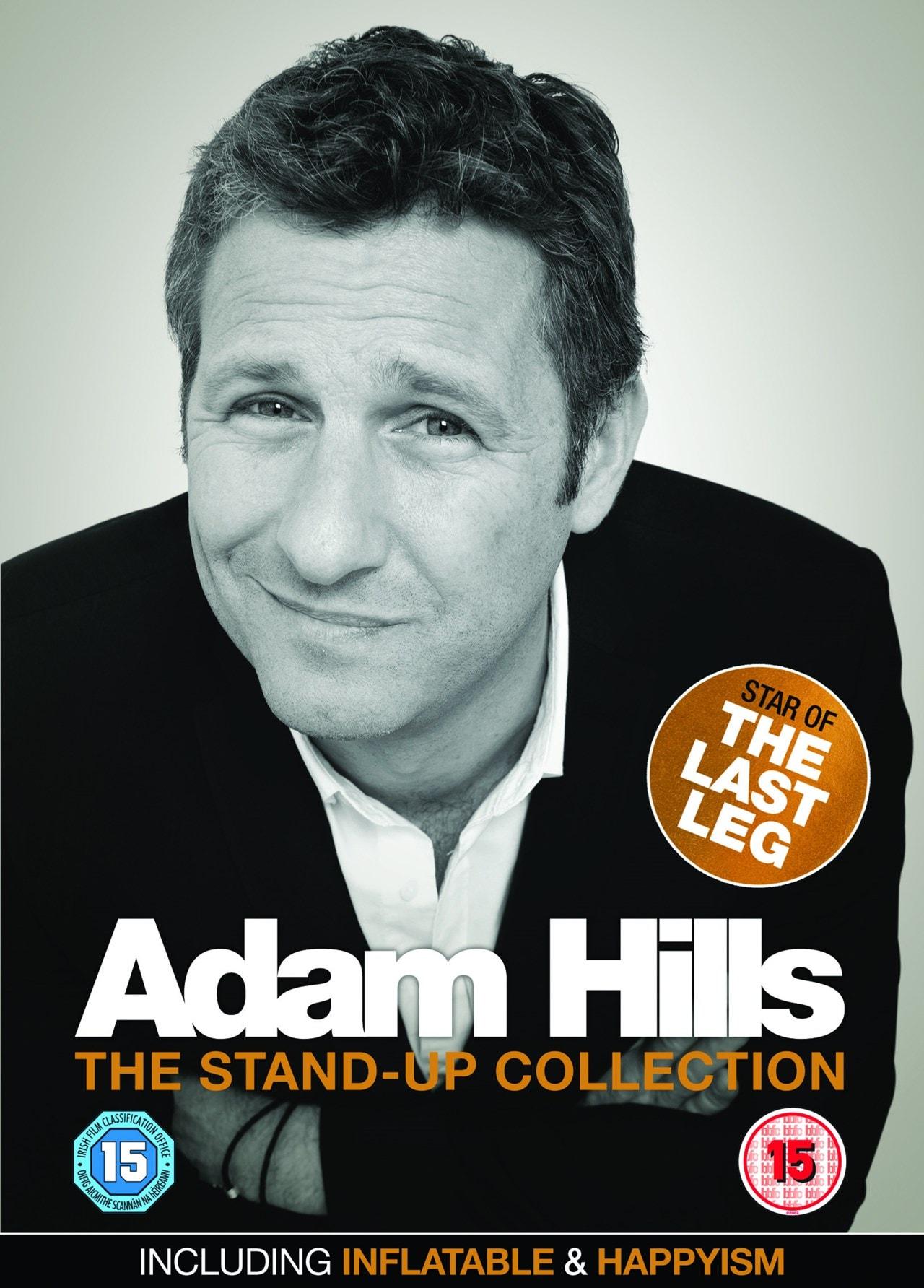 Adam Hills: Inflatable/Happyism - 1