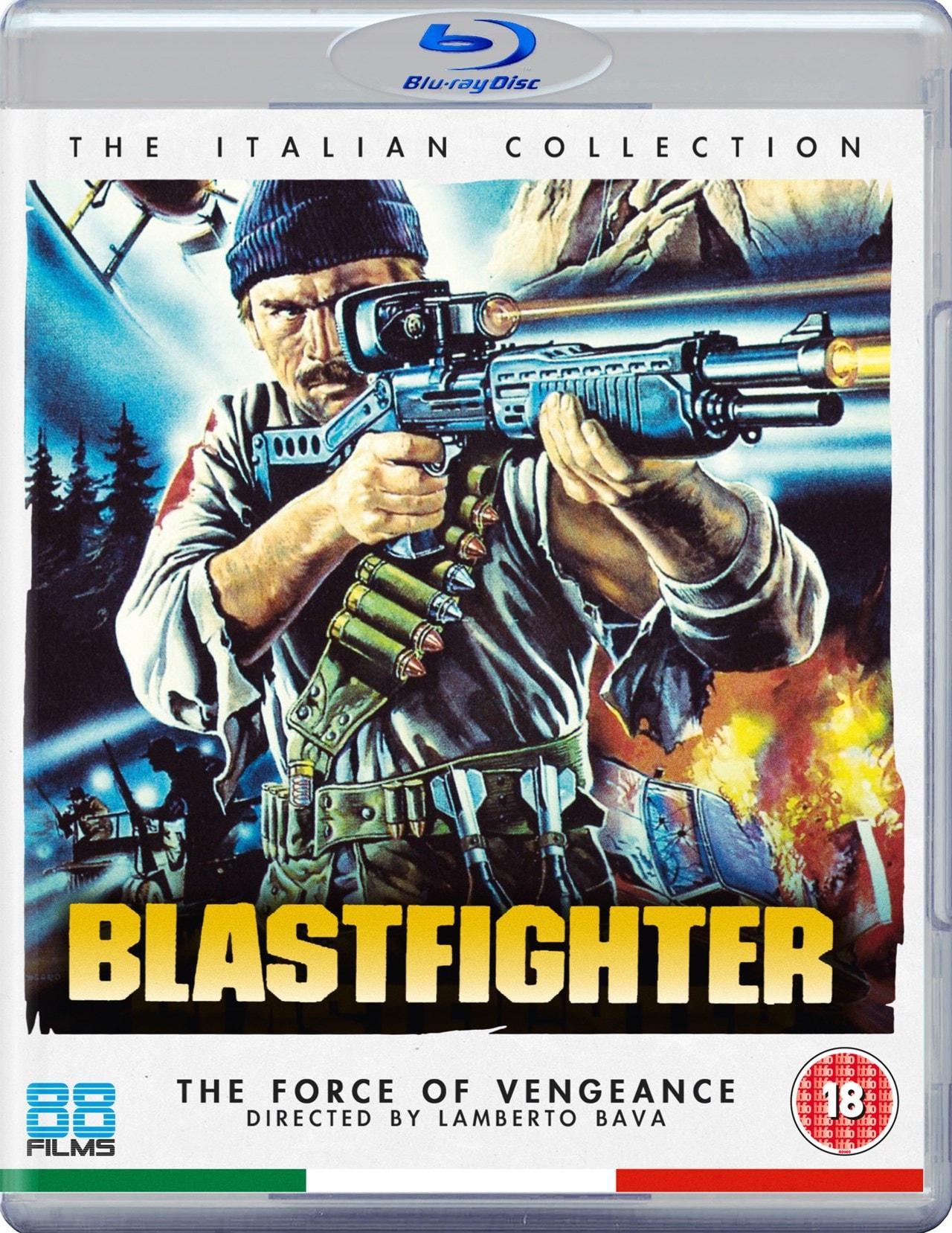 Blastfighter - 1