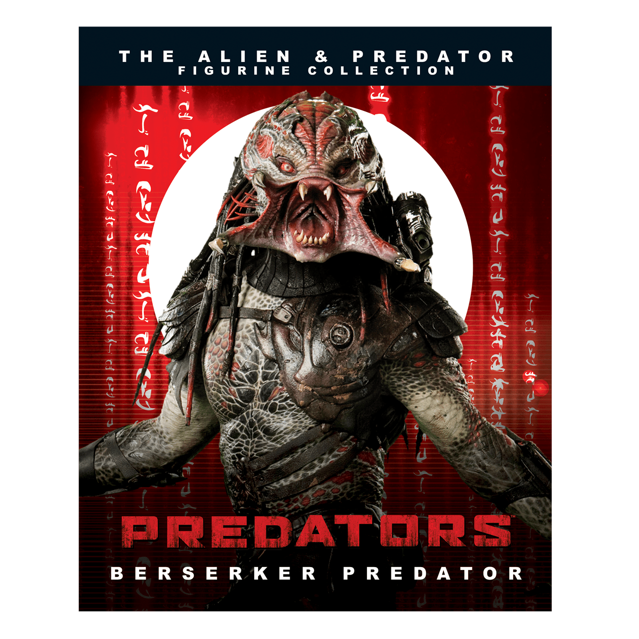 Berserker Predator Figurine: Hero Collector - 3