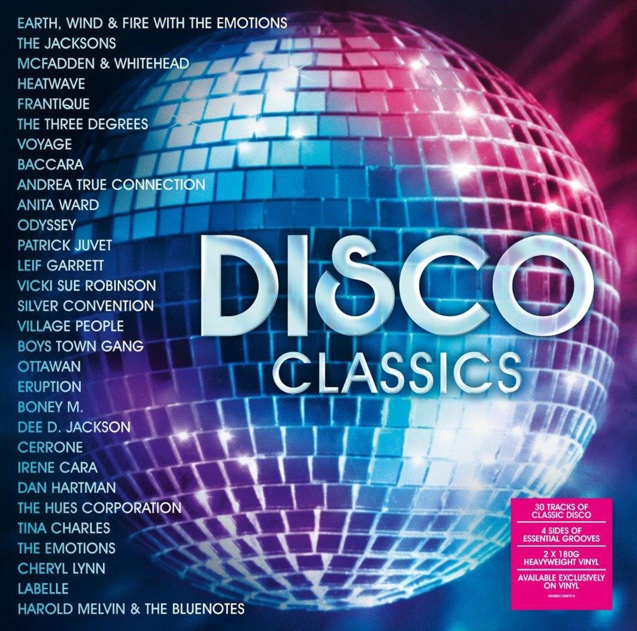 Disco Classics - 1