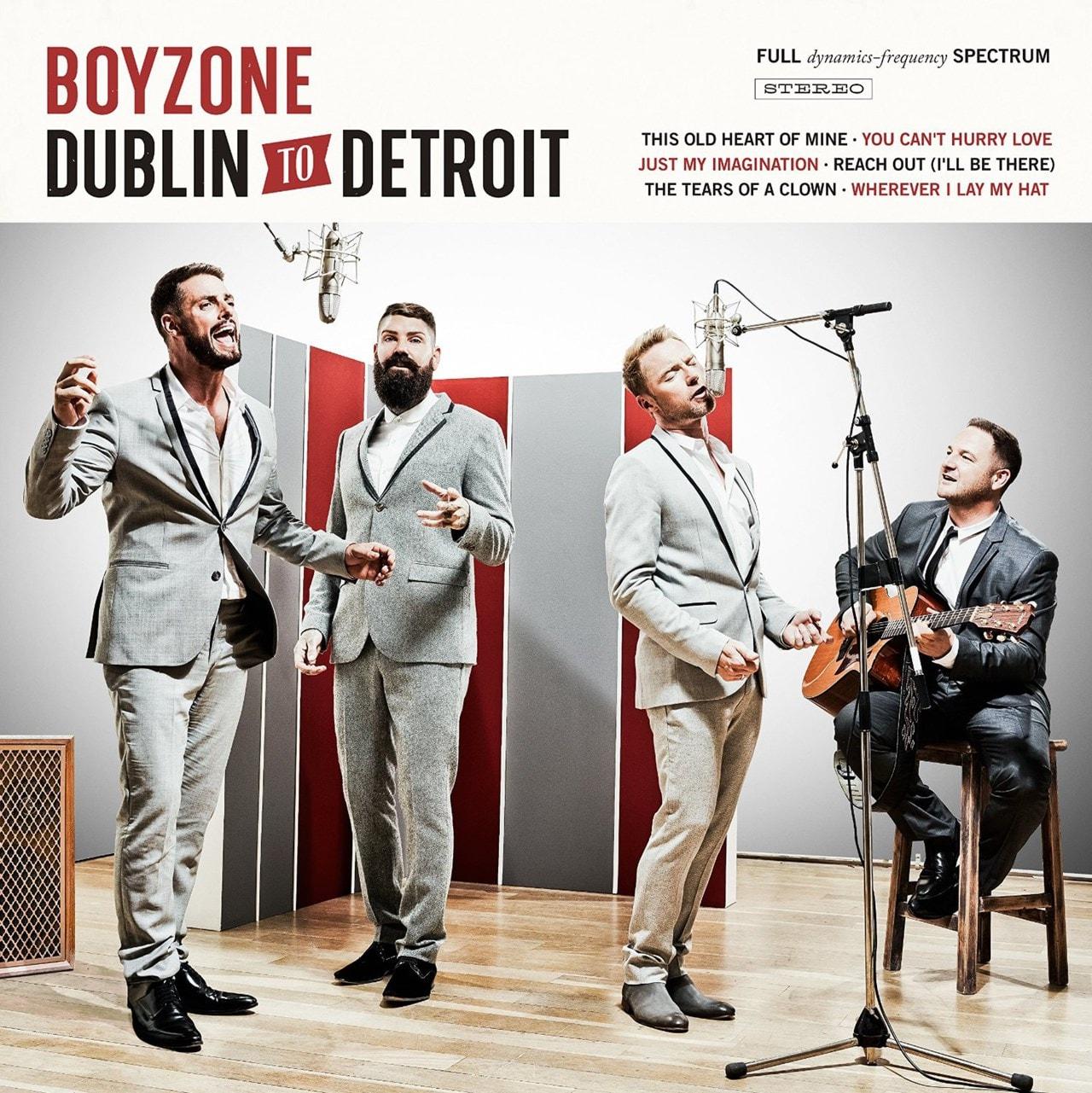 Dublin to Detroit - 1