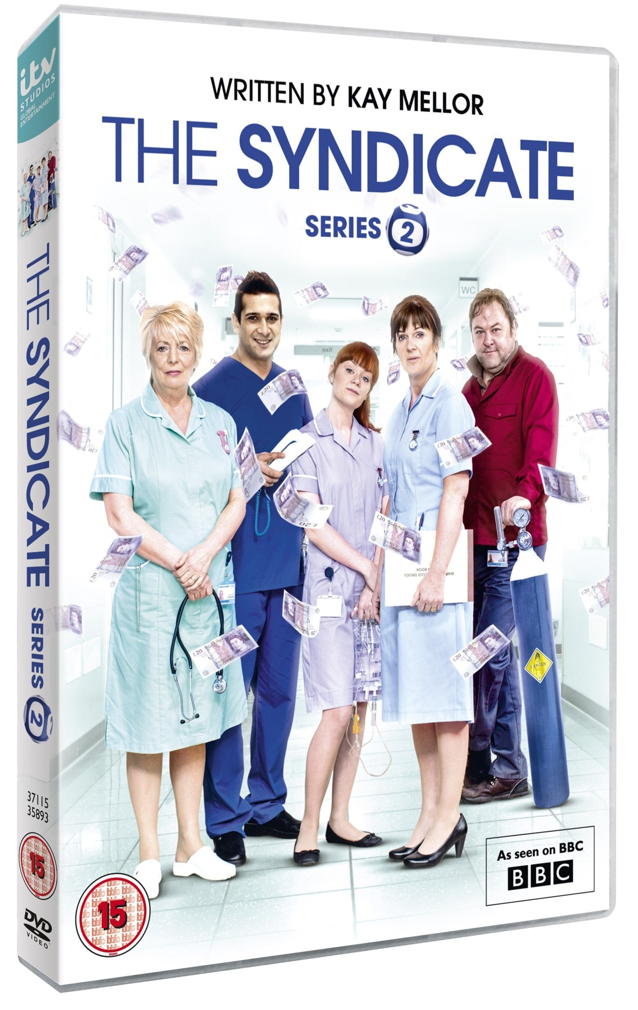 The Syndicate: Series 2 - 2