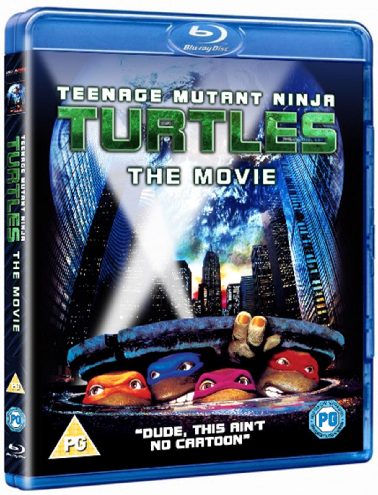 Teenage Mutant Ninja Turtles - 2