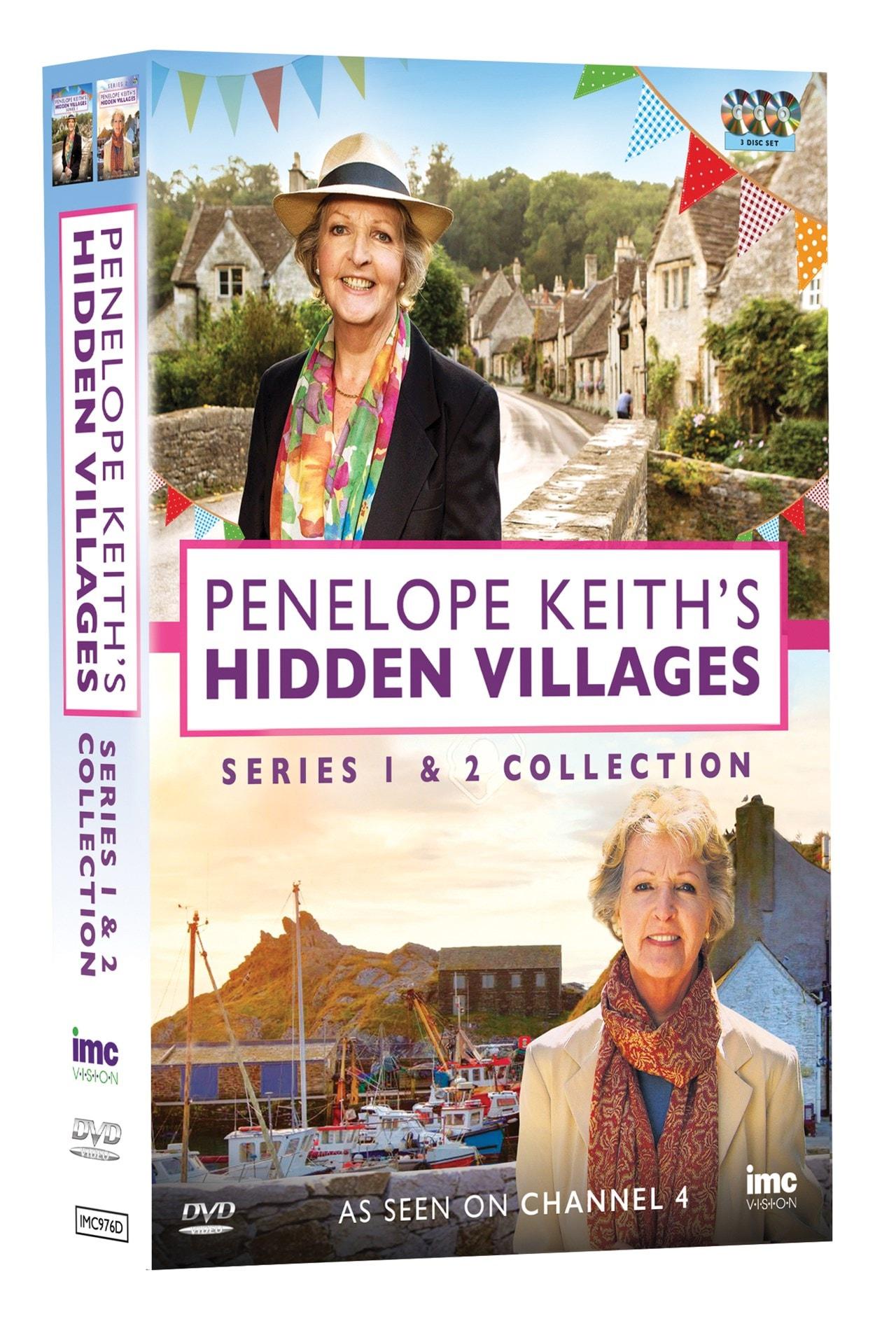 Penelope Keith's Hidden Villages: Series 1 & 2 - 1