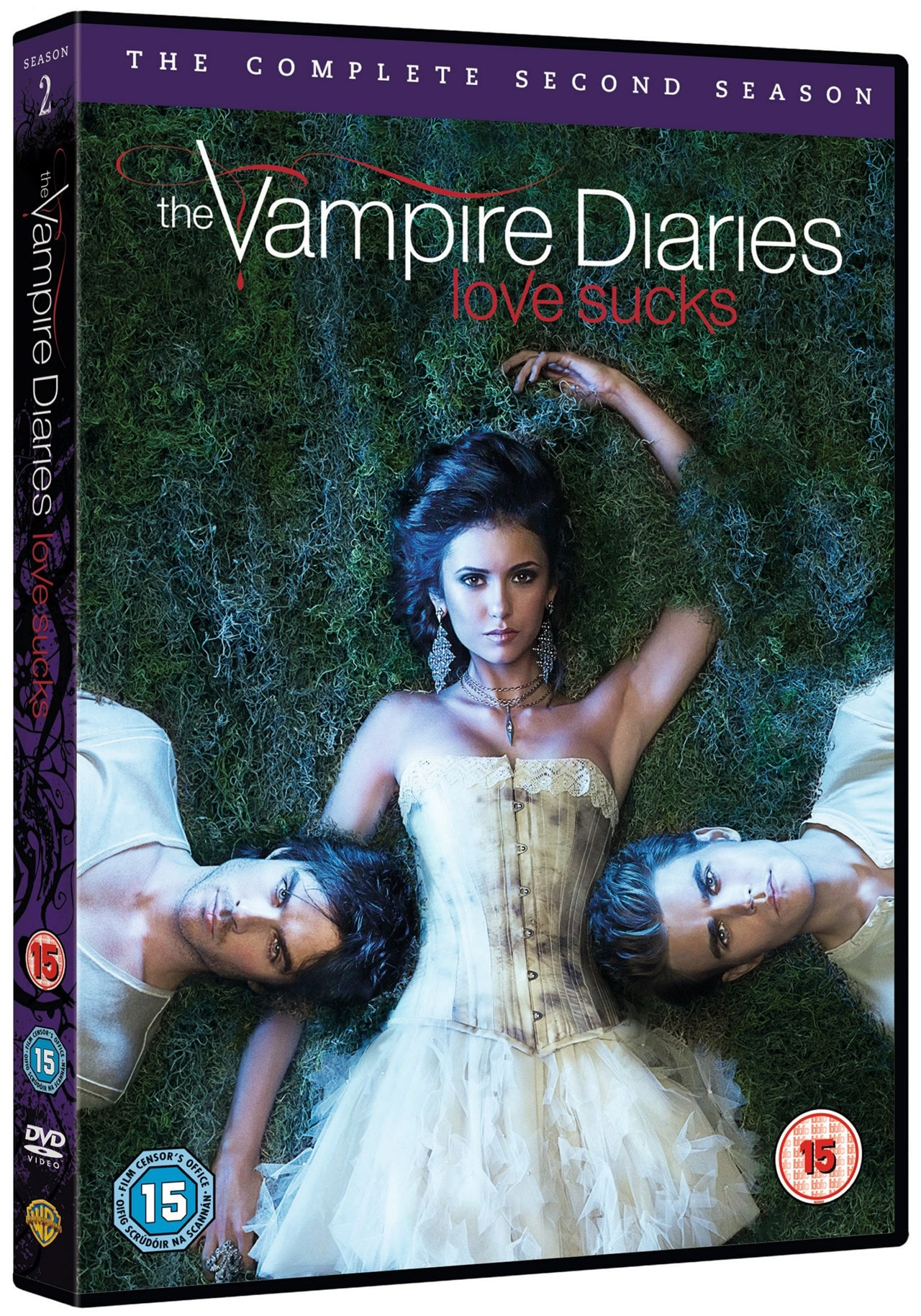 The Vampire Diaries: The Complete Second Season - 2