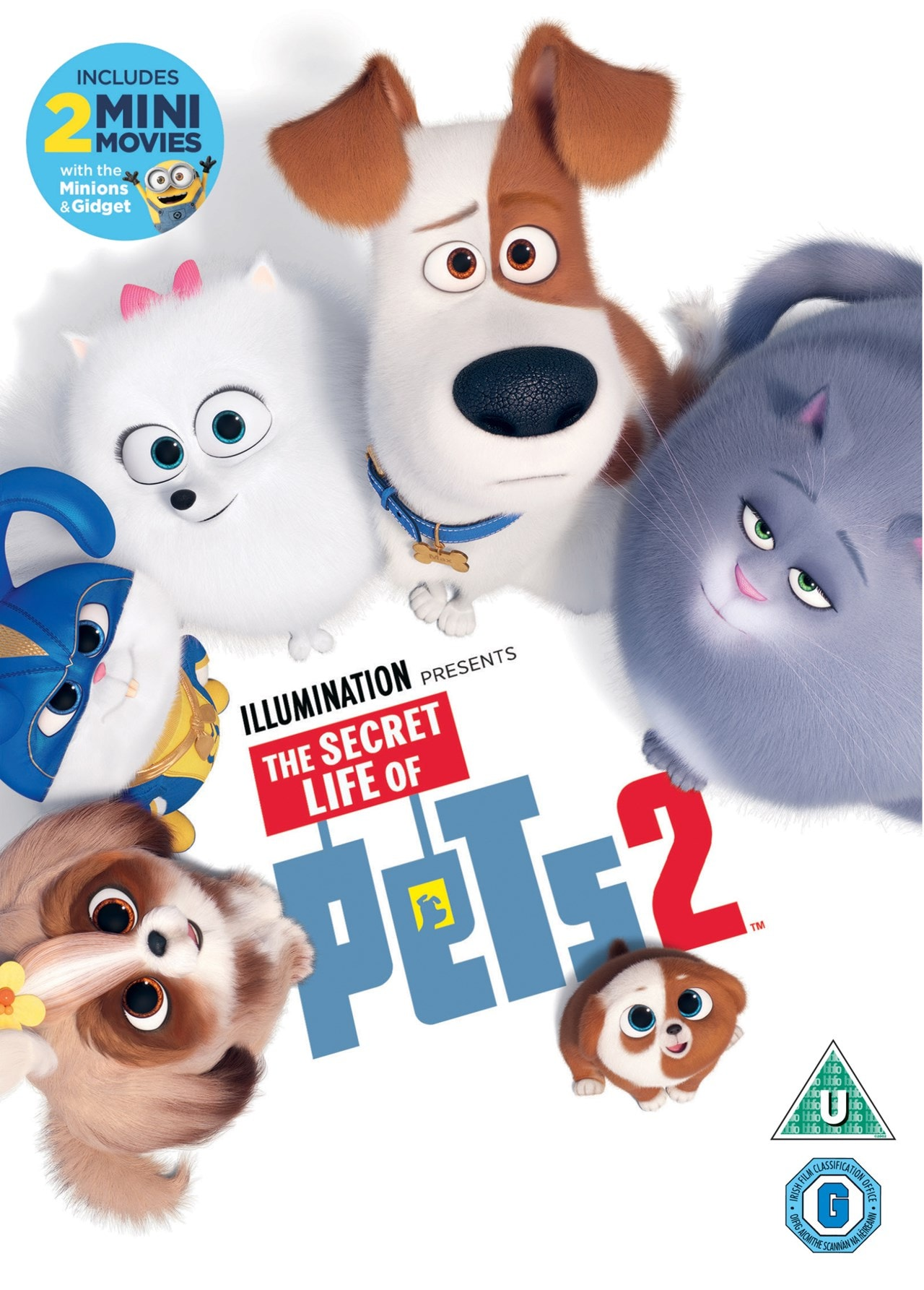 The Secret Life of Pets 2 - 1