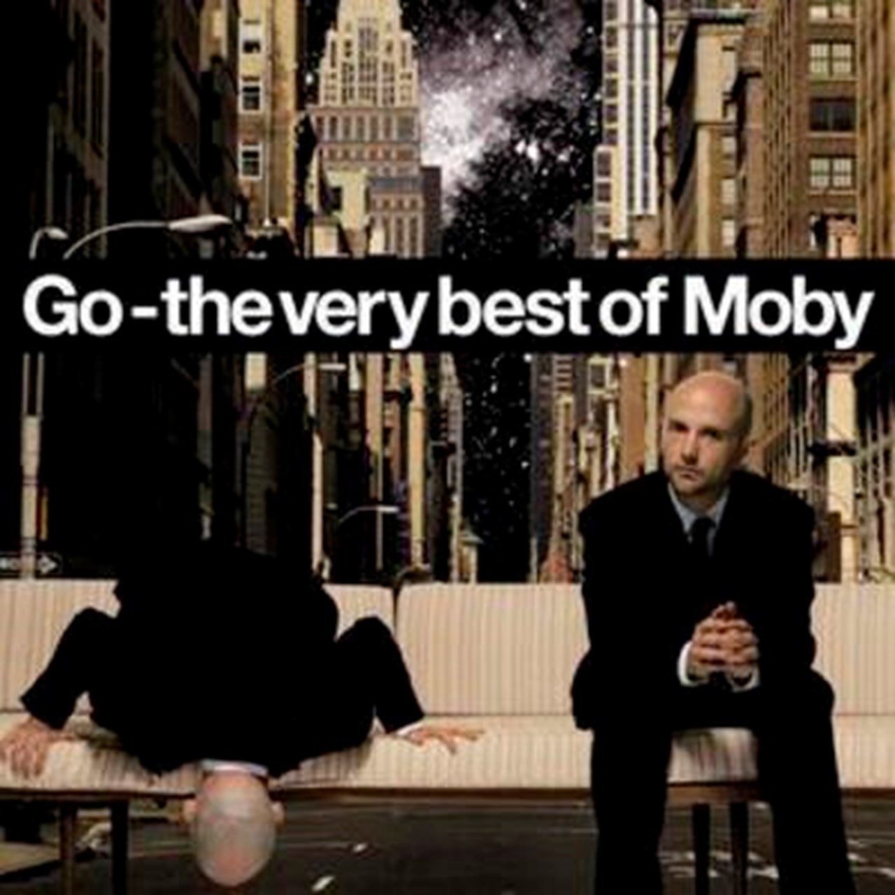 Go - The Very Best of Moby - 1