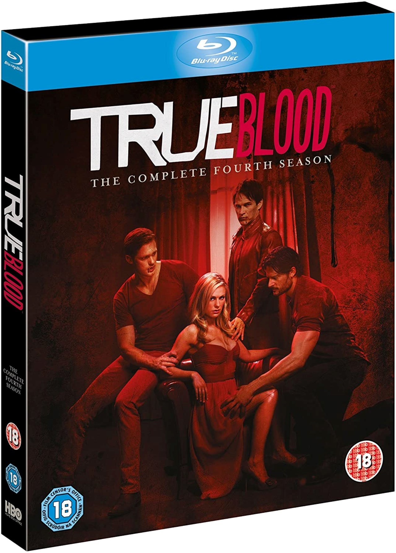 True Blood: The Complete Fourth Season - 2