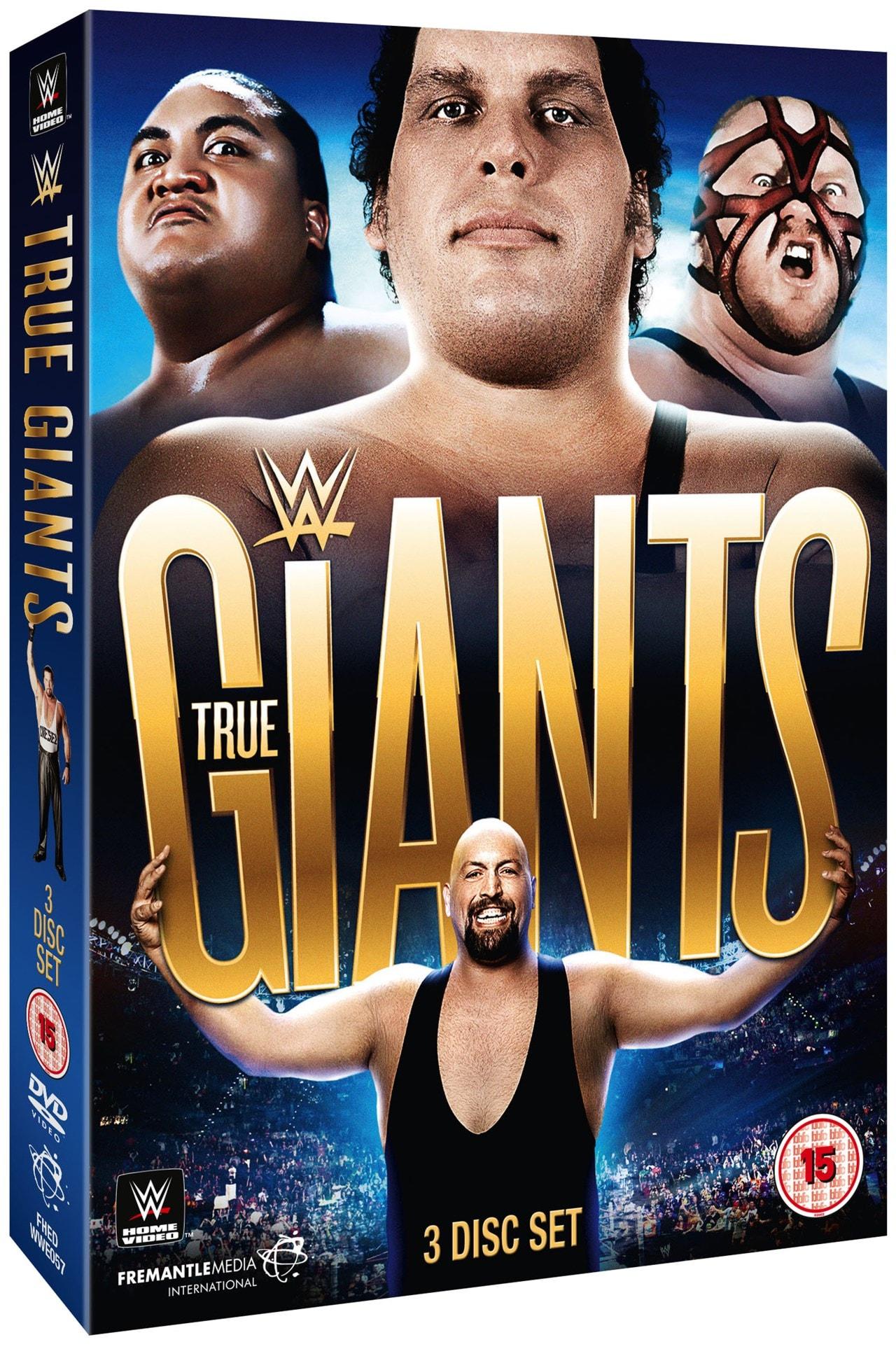 WWE: True Giants - 2