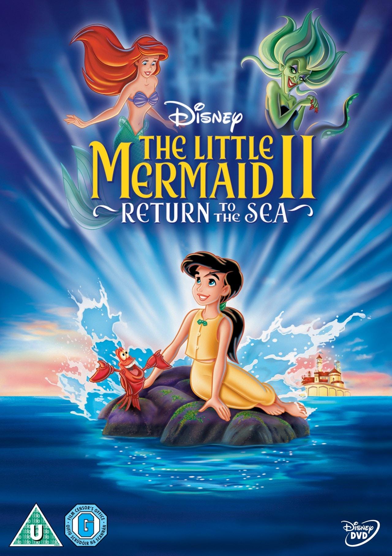 The Little Mermaid II - Return to the Sea - 1