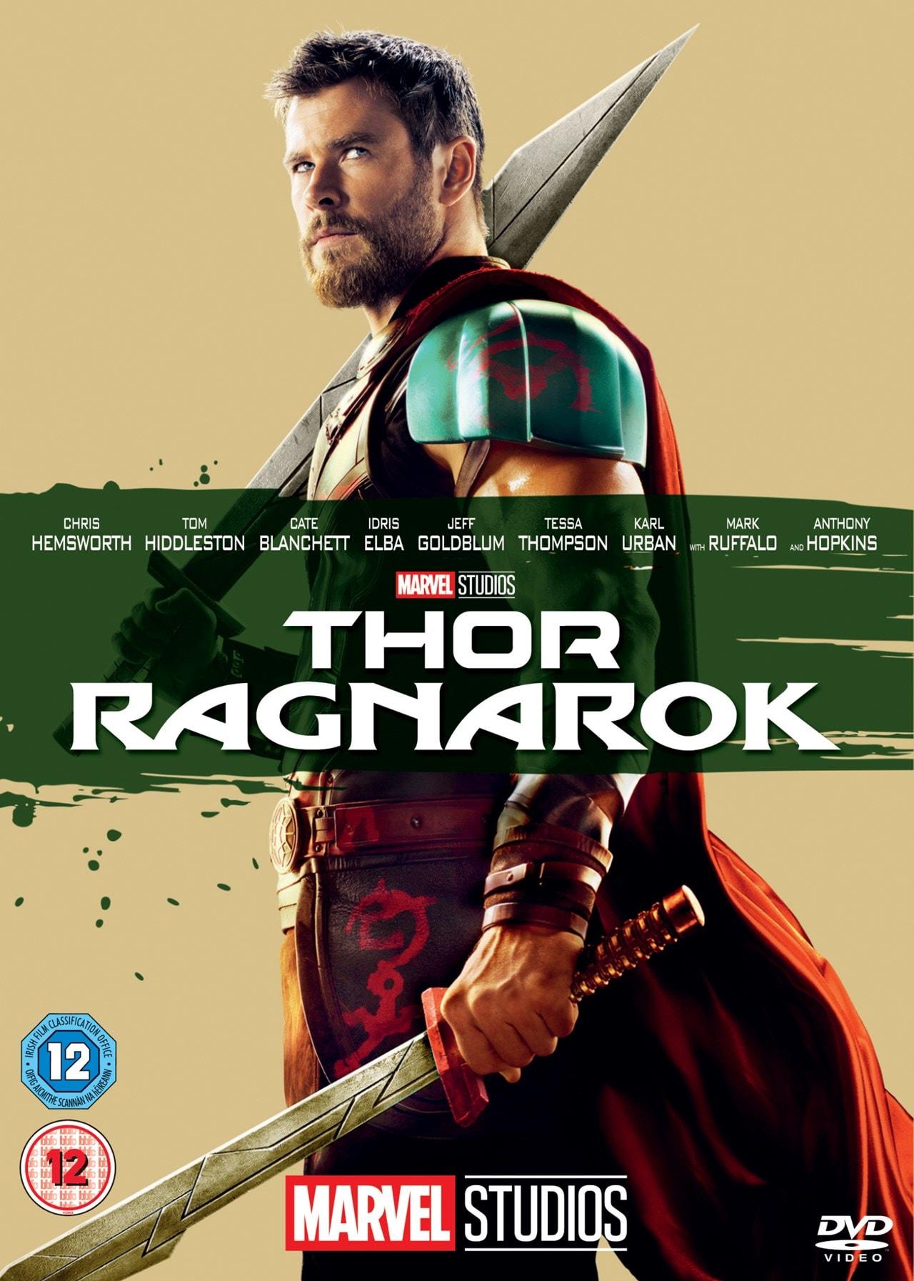 Thor: Ragnarok - 1