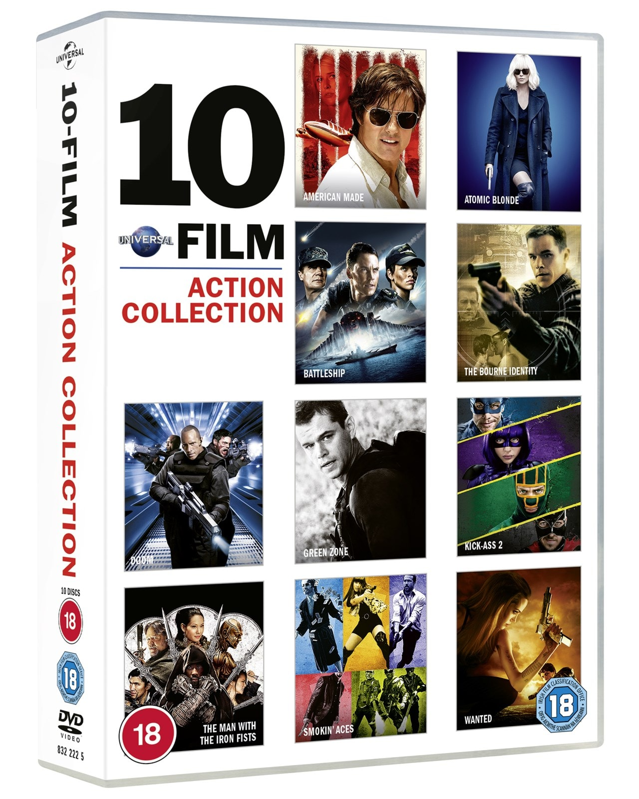 10 Film Action Collection - 2