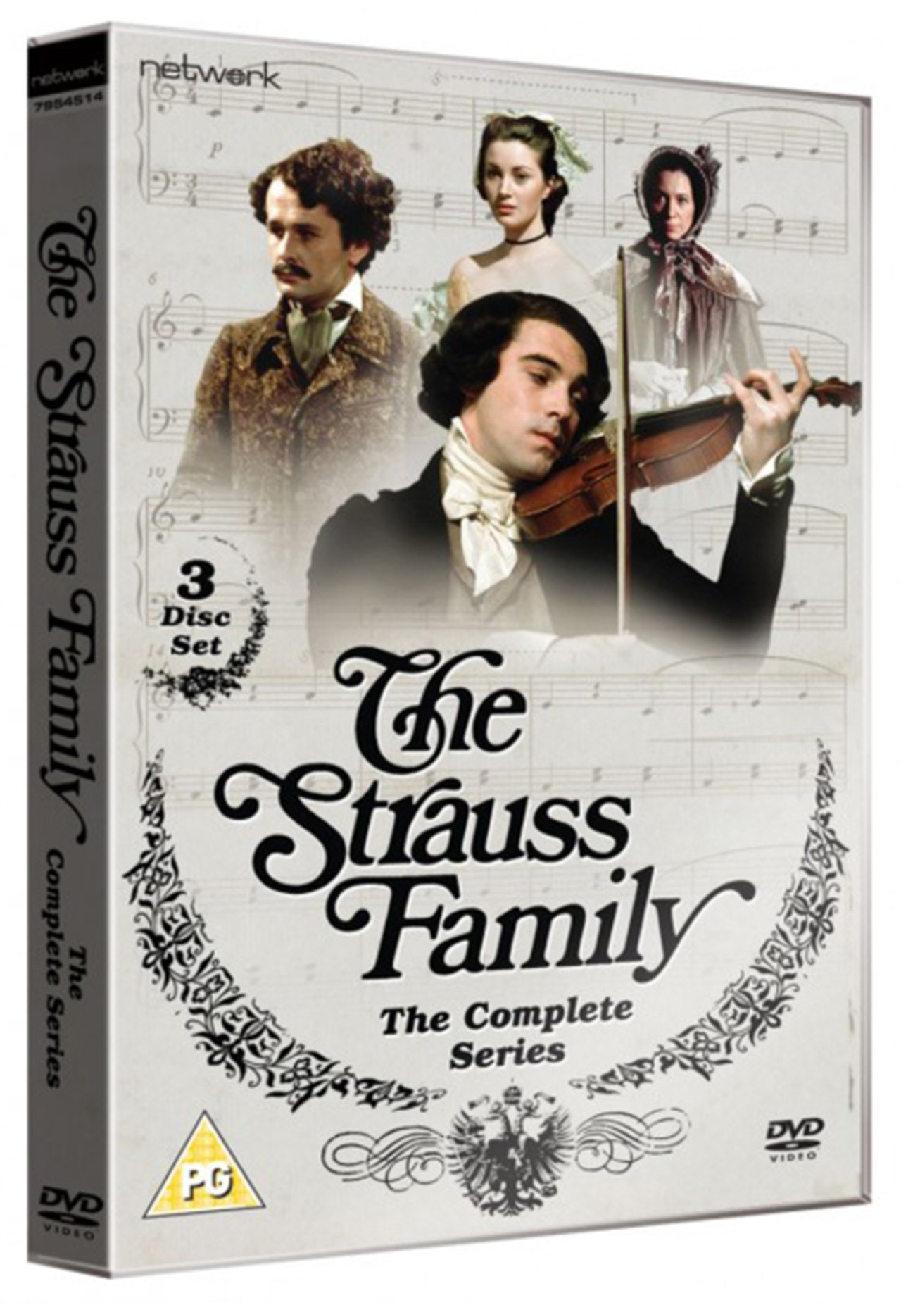 The Strauss Family: The Complete Series - 1