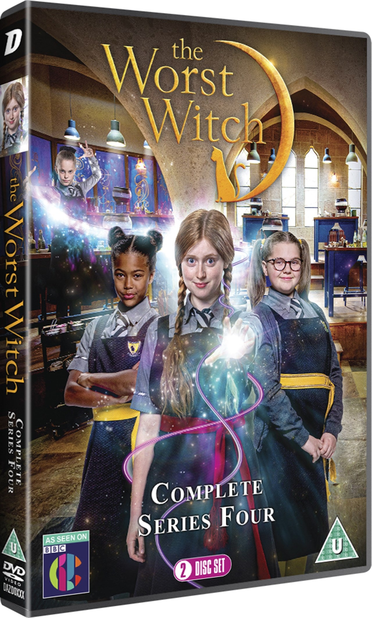The Worst Witch: Complete Series 4 - 2