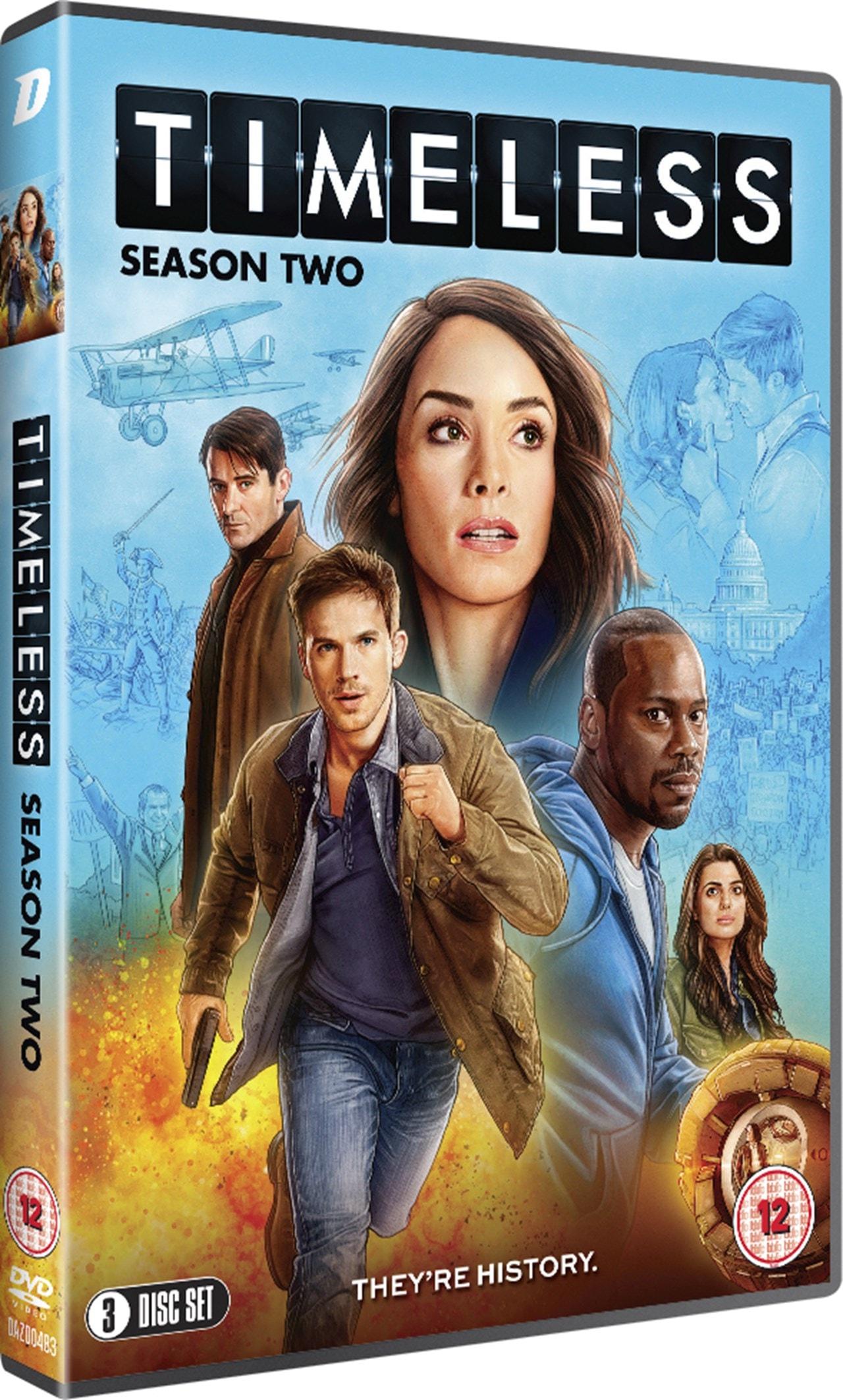 Timeless: Season 2 - 2
