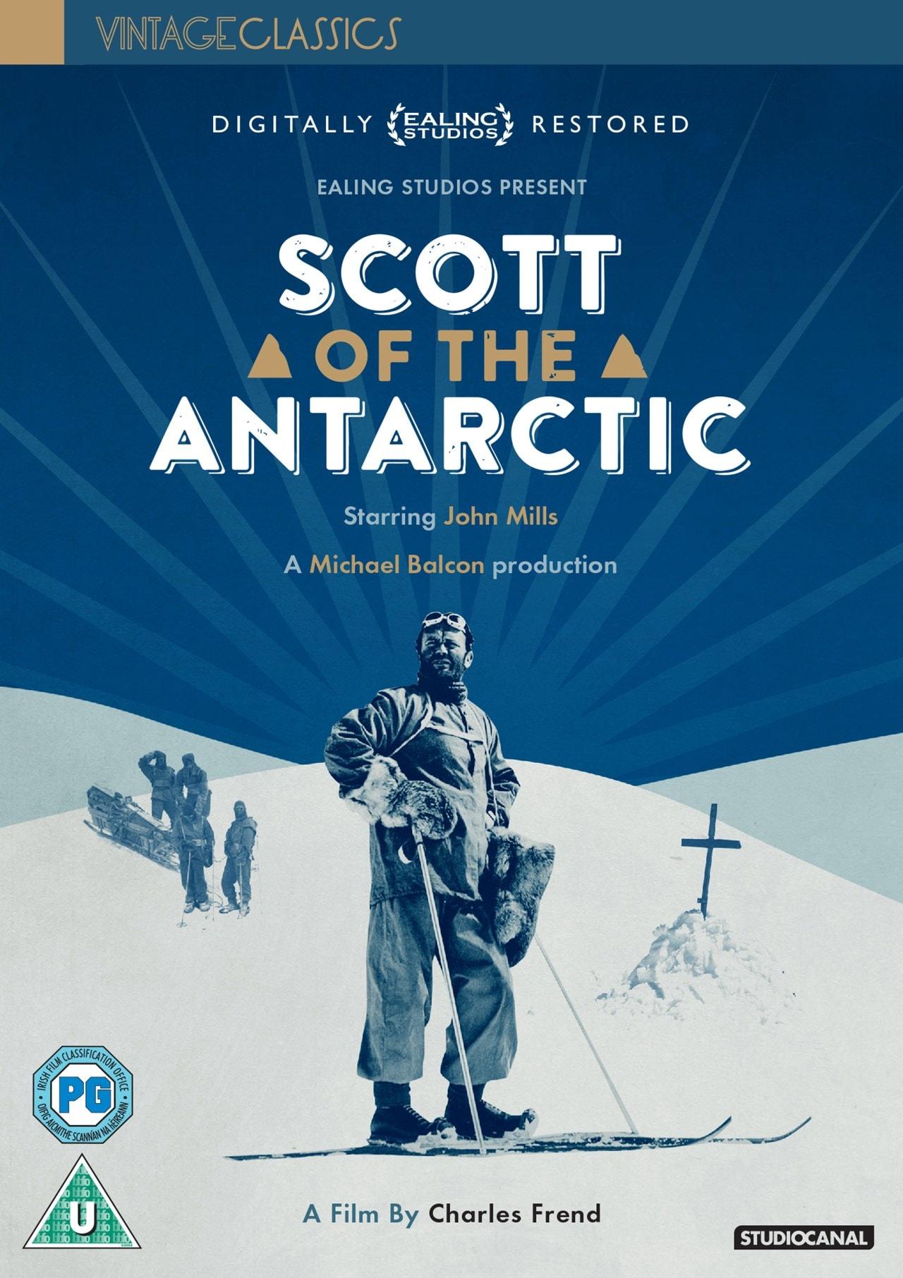 Scott of the Antarctic - 1