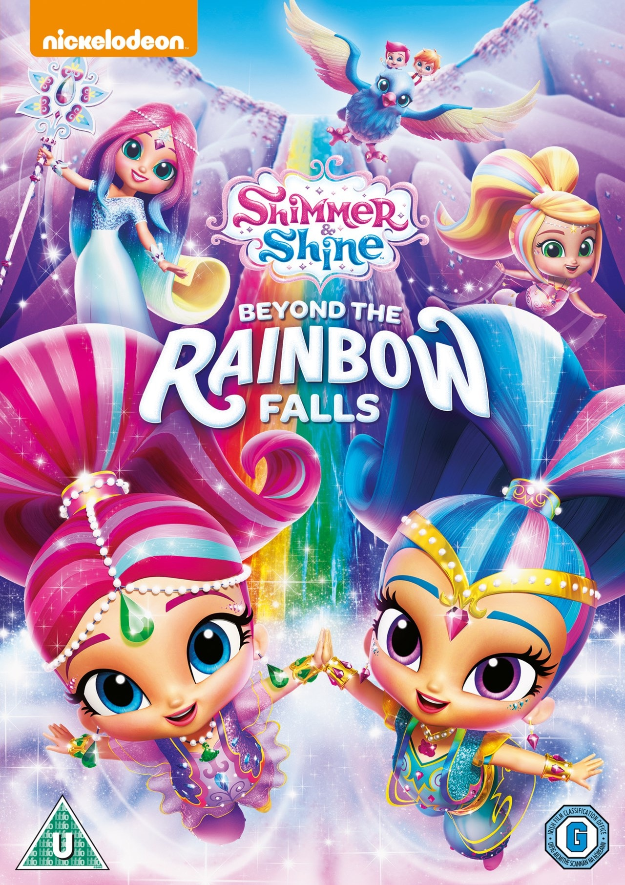 Shimmer and Shine: Beyond the Rainbow Falls - 1