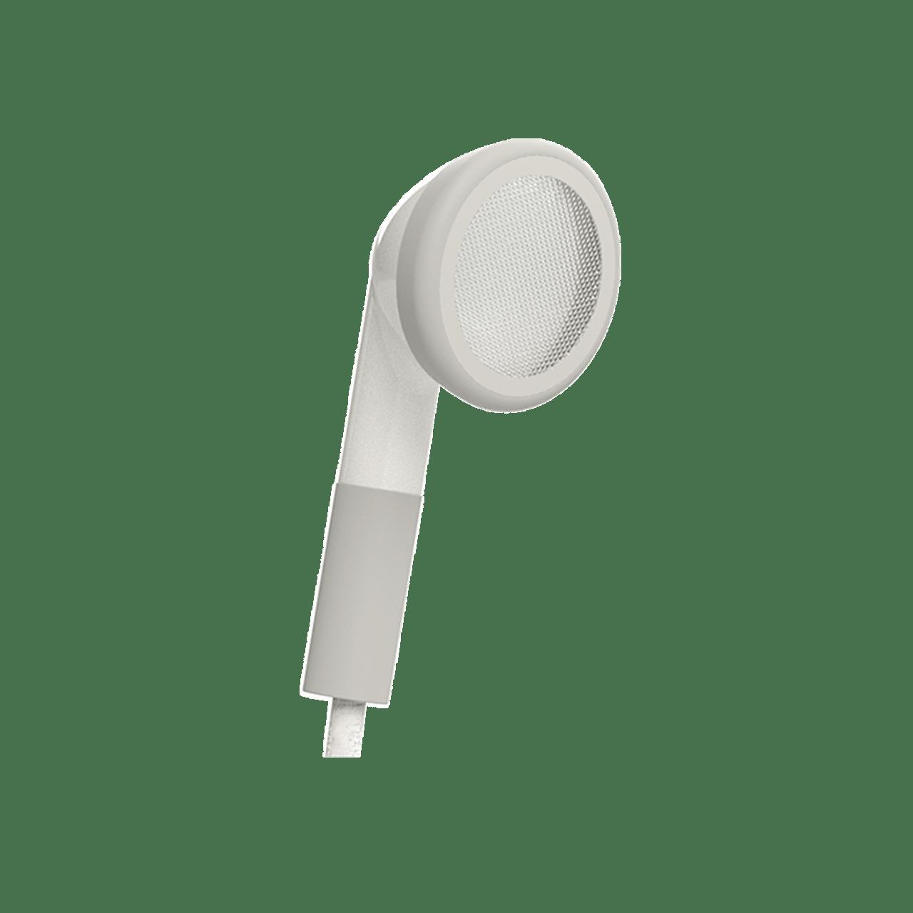 Mixx Audio Tribute White Earphones - 2