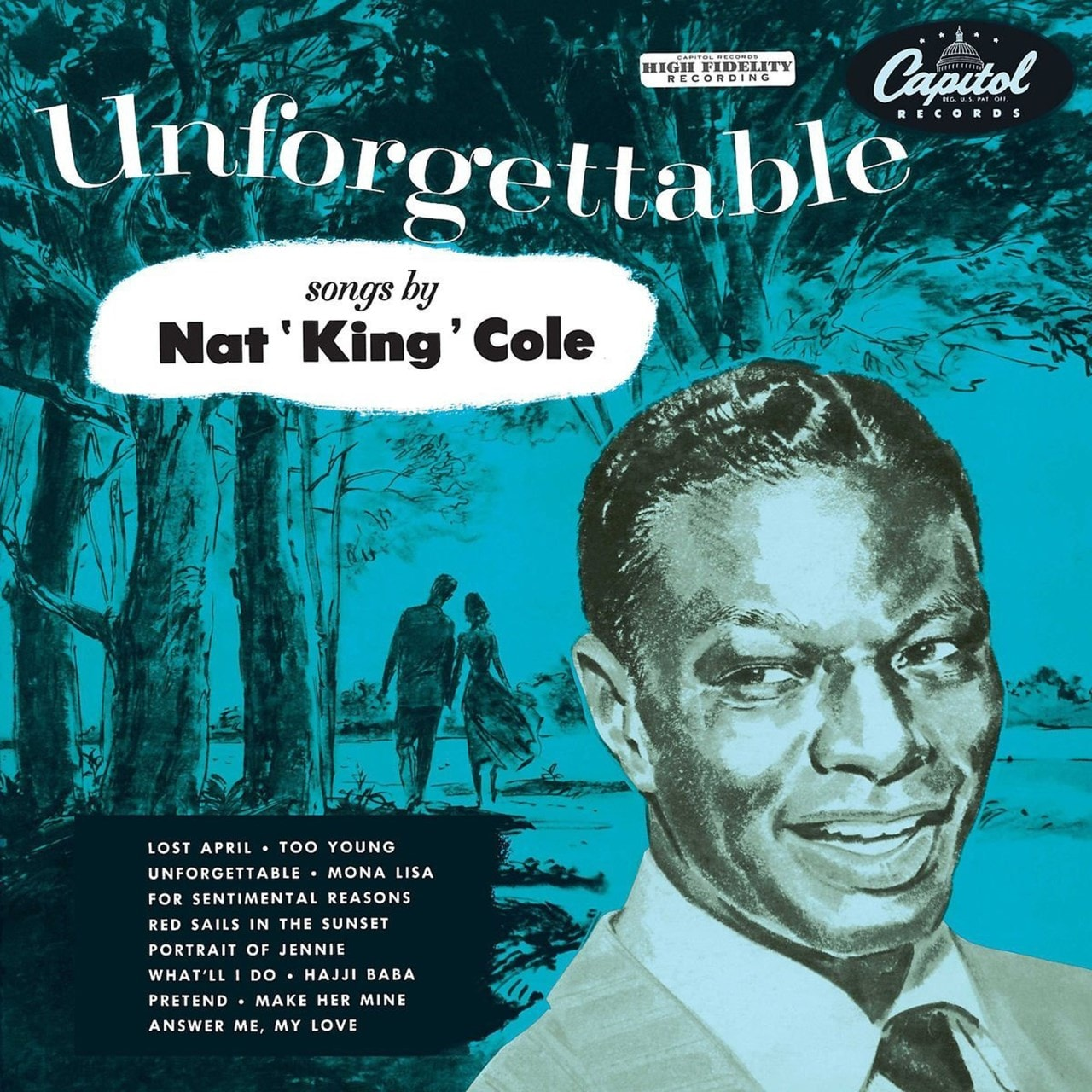 Unforgettable: Songs By Nat 'King' Cole - 1