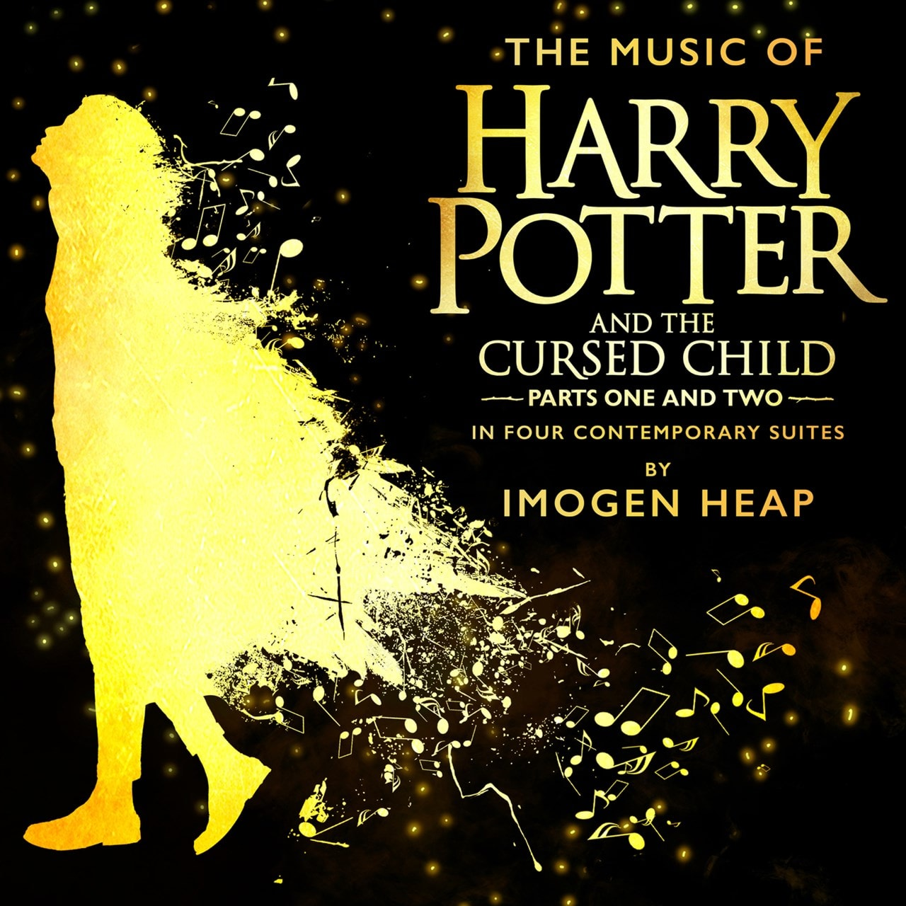 The Music of Harry Potter and the Cursed Child: In Four Contemporary Suites - 1