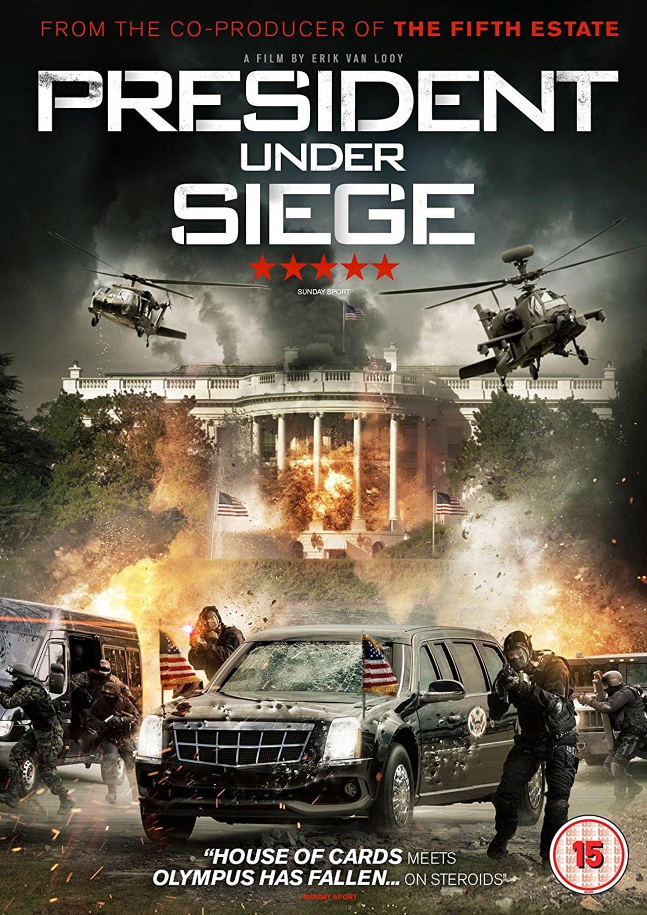 President Under Siege - 1