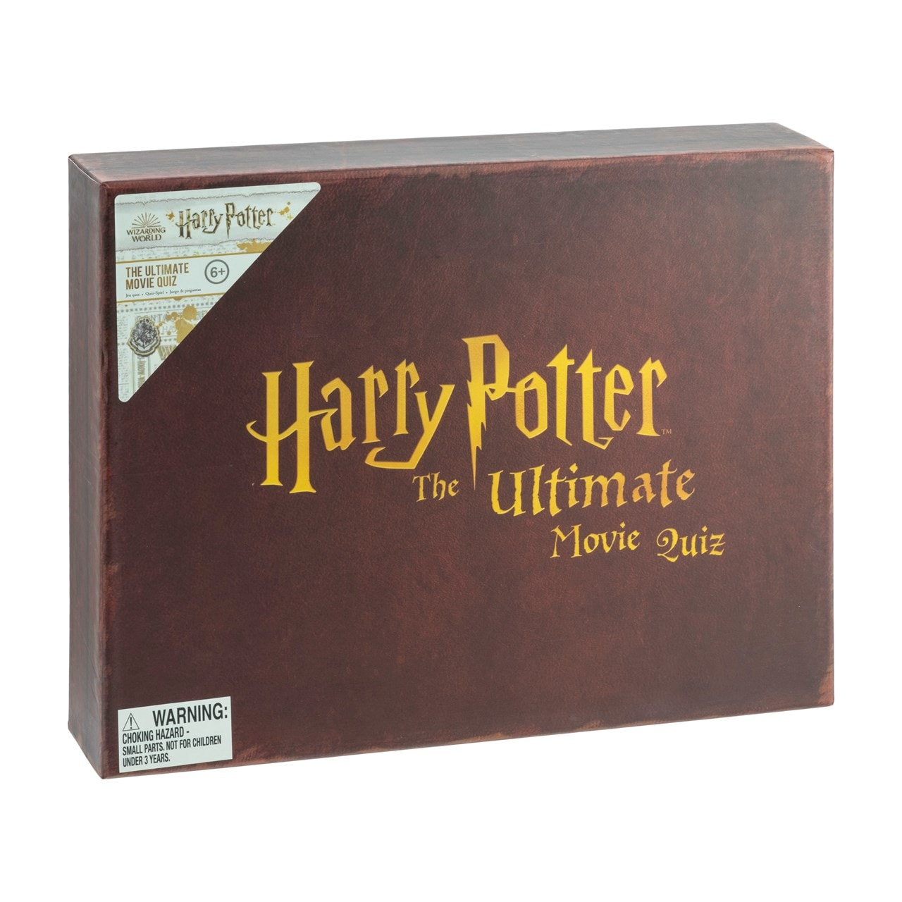 Harry Potter Ultimate Movie Quiz (online only) - 1