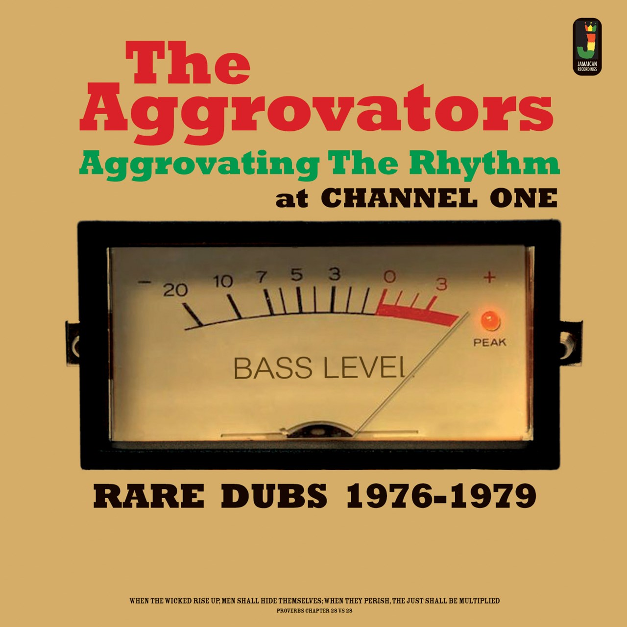 Aggrovating the Rhythm at Channel One: Rare Dubs 1976-1979 - 1