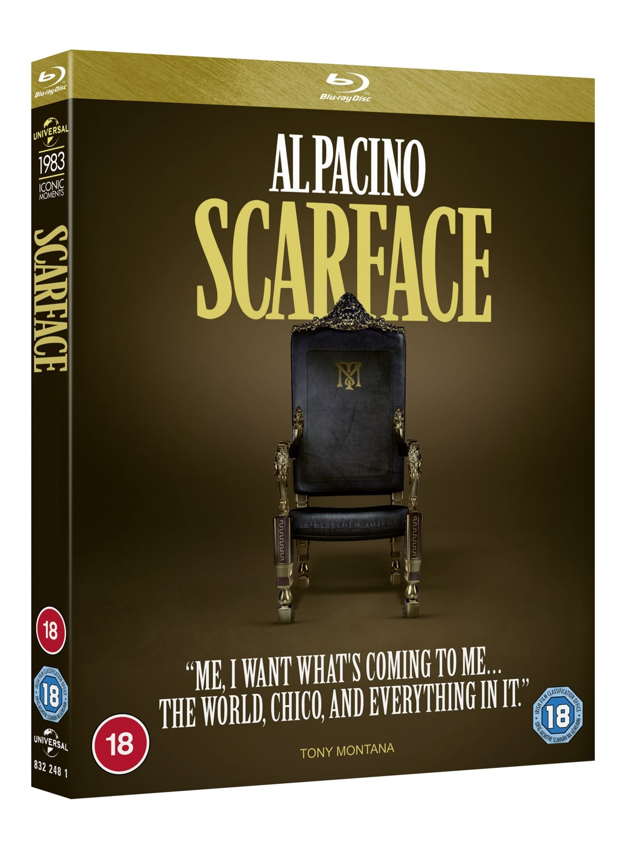 Scarface - Iconic Moments (hmv Exclusive) - 2