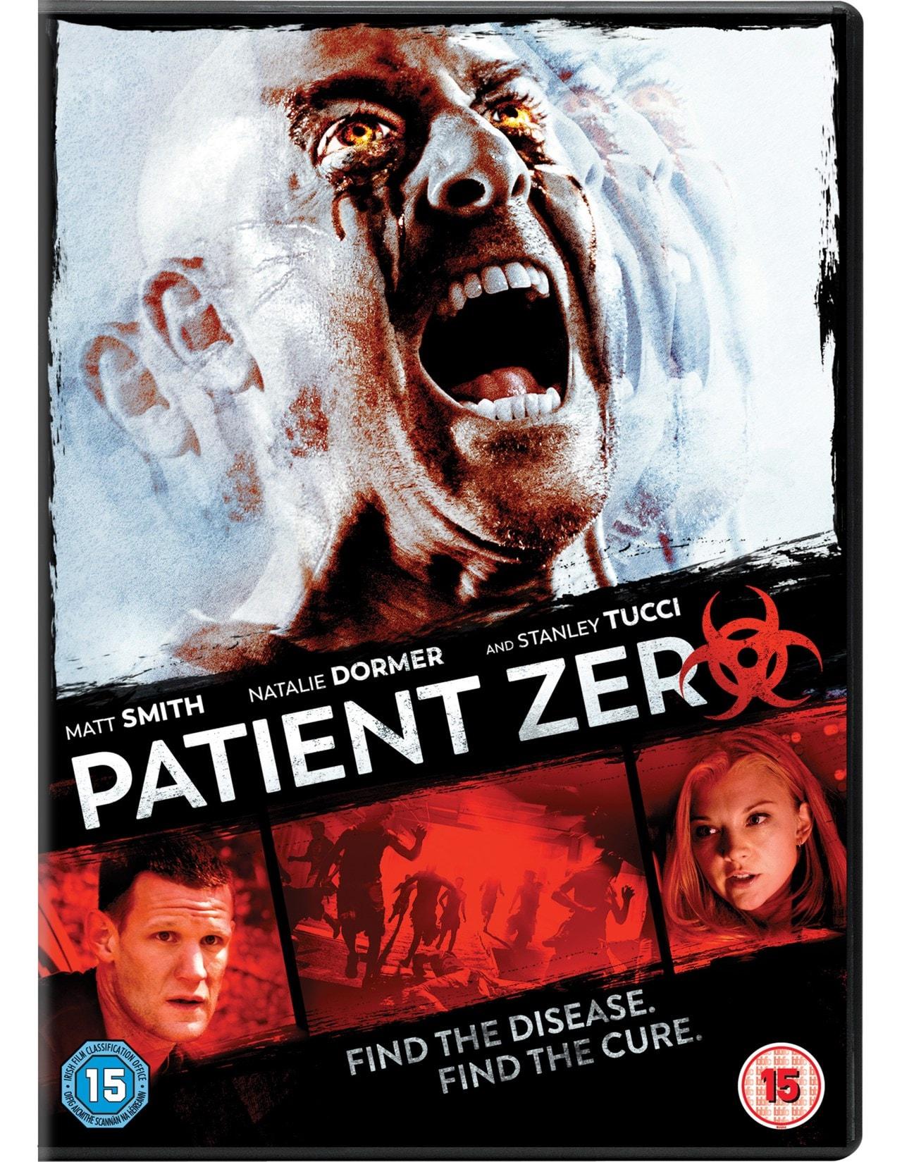 Patient Zero - 1