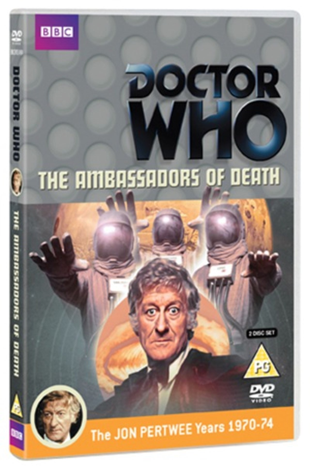 Doctor Who: The Ambassadors of Death - 1