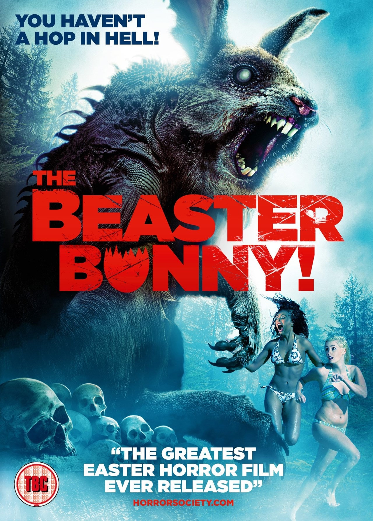 The Beaster Bunny - 1