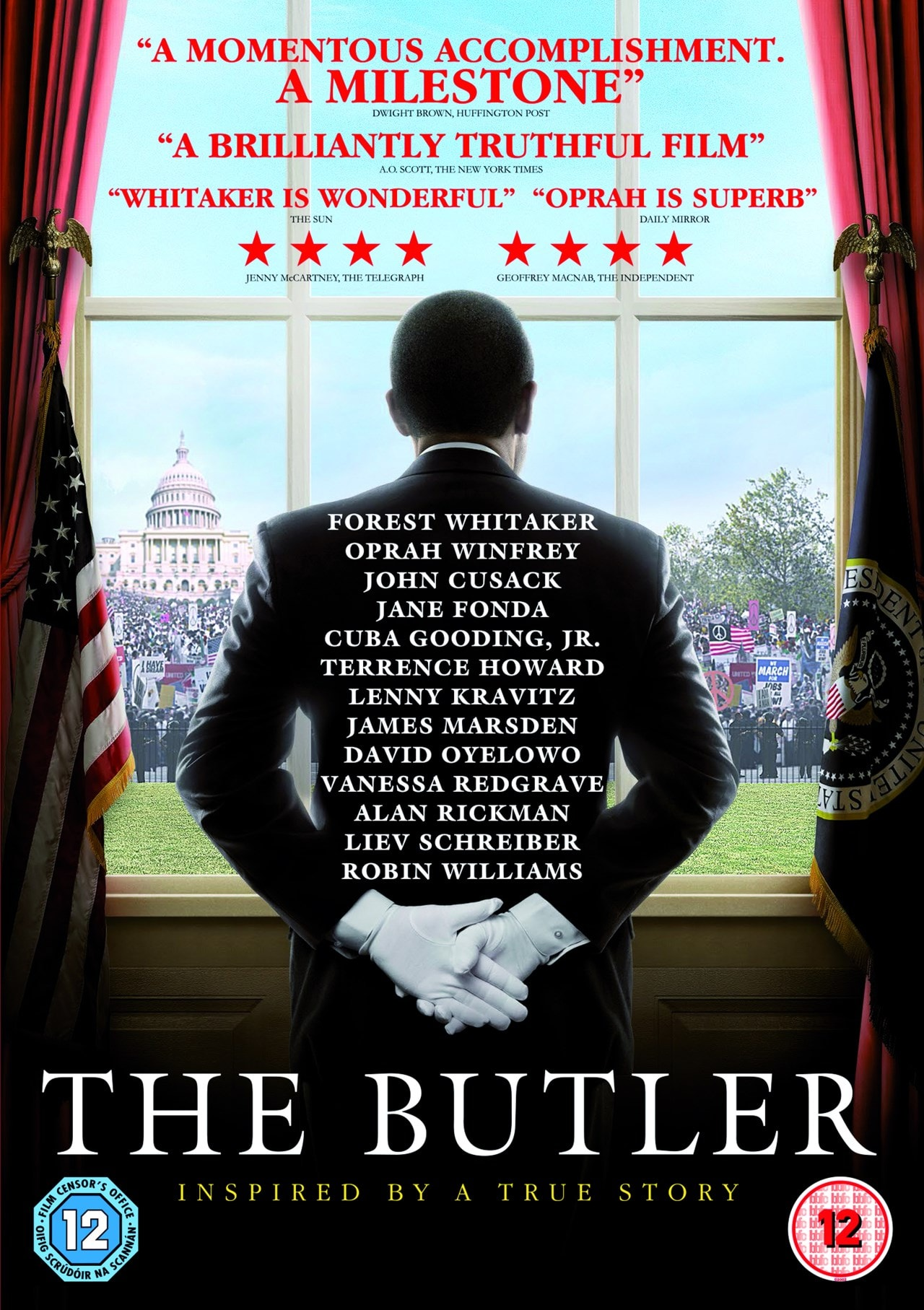 The Butler - 1