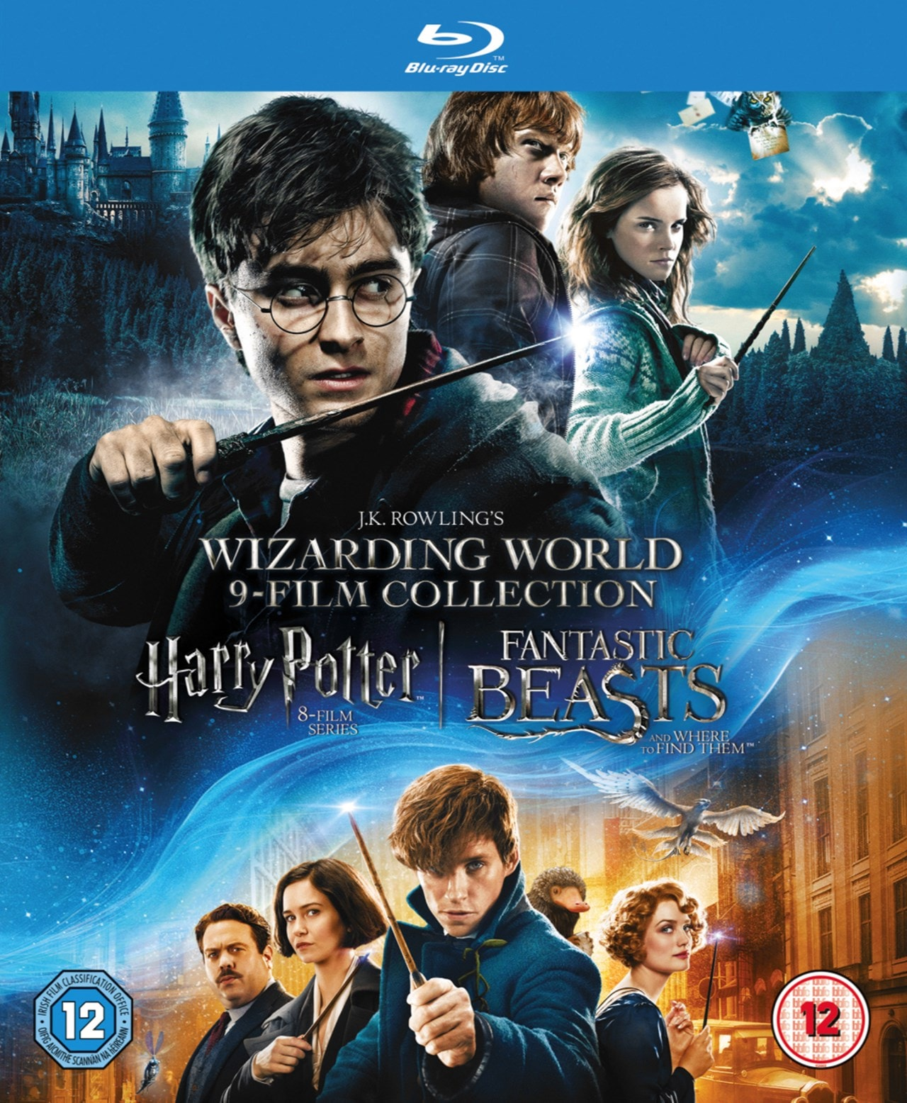 Wizarding World 9-film Collection - 1