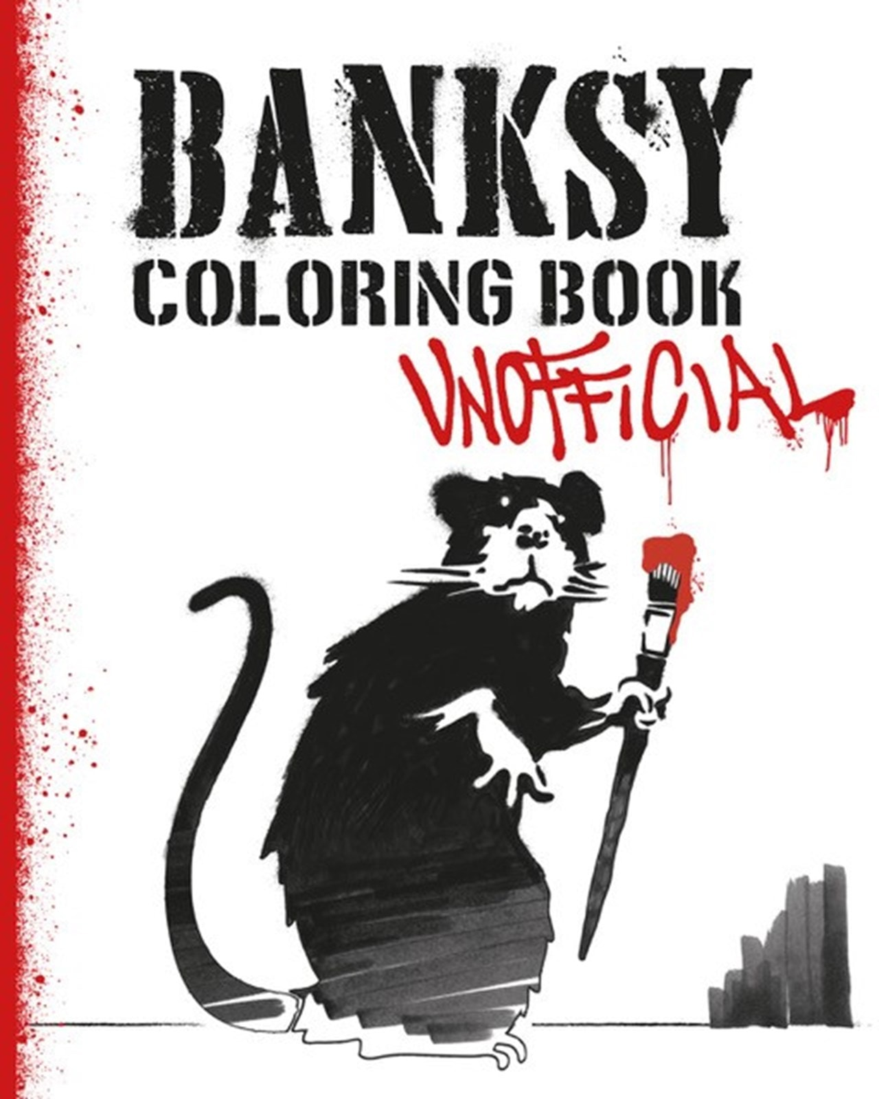 Banksy: Colouring Book - 1