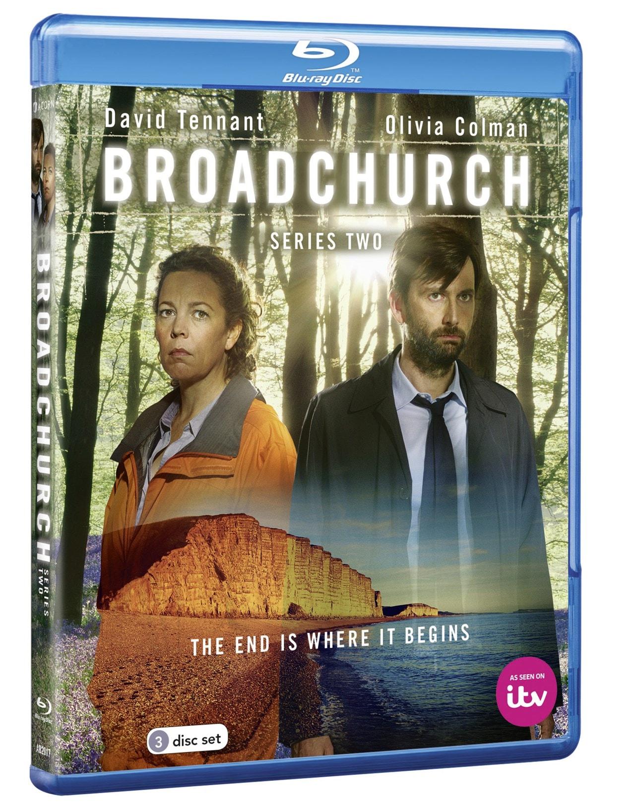 Broadchurch: Series 2 - 1