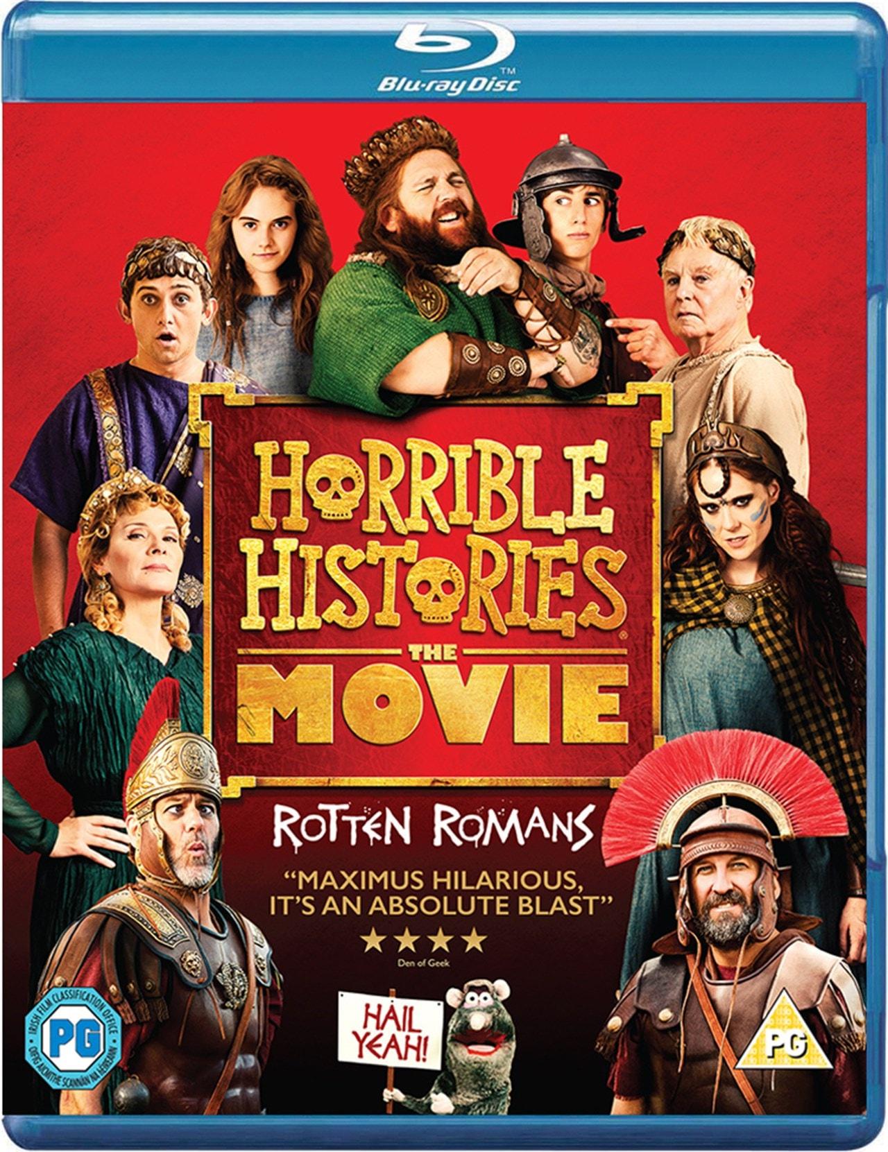 Horrible Histories the Movie - Rotten Romans - 1