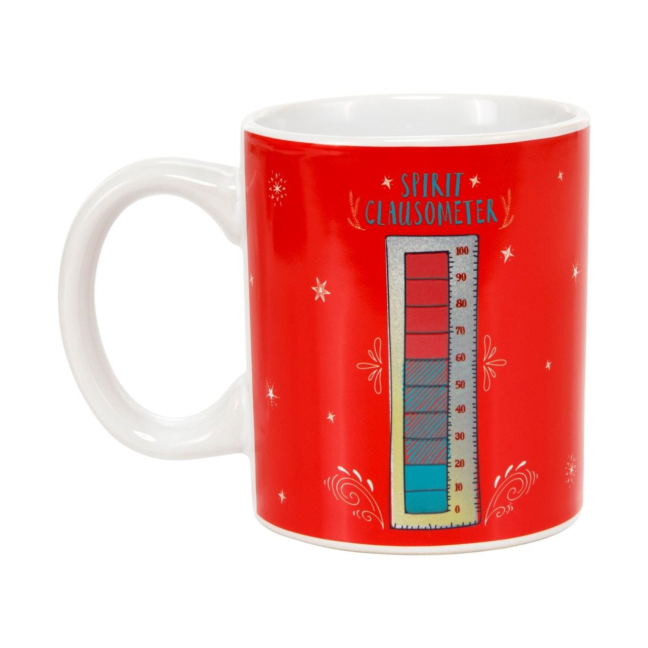 Elf Heat Change Mug - 1