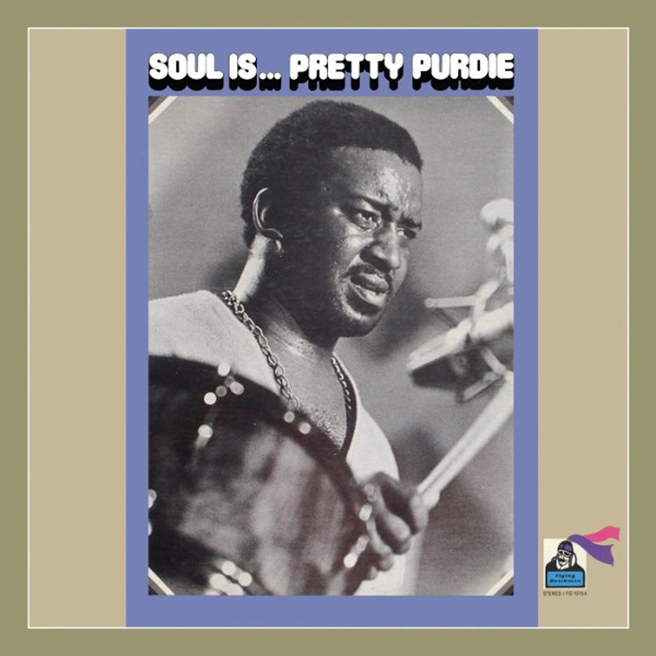 Soul Is... Pretty Purdie - 1