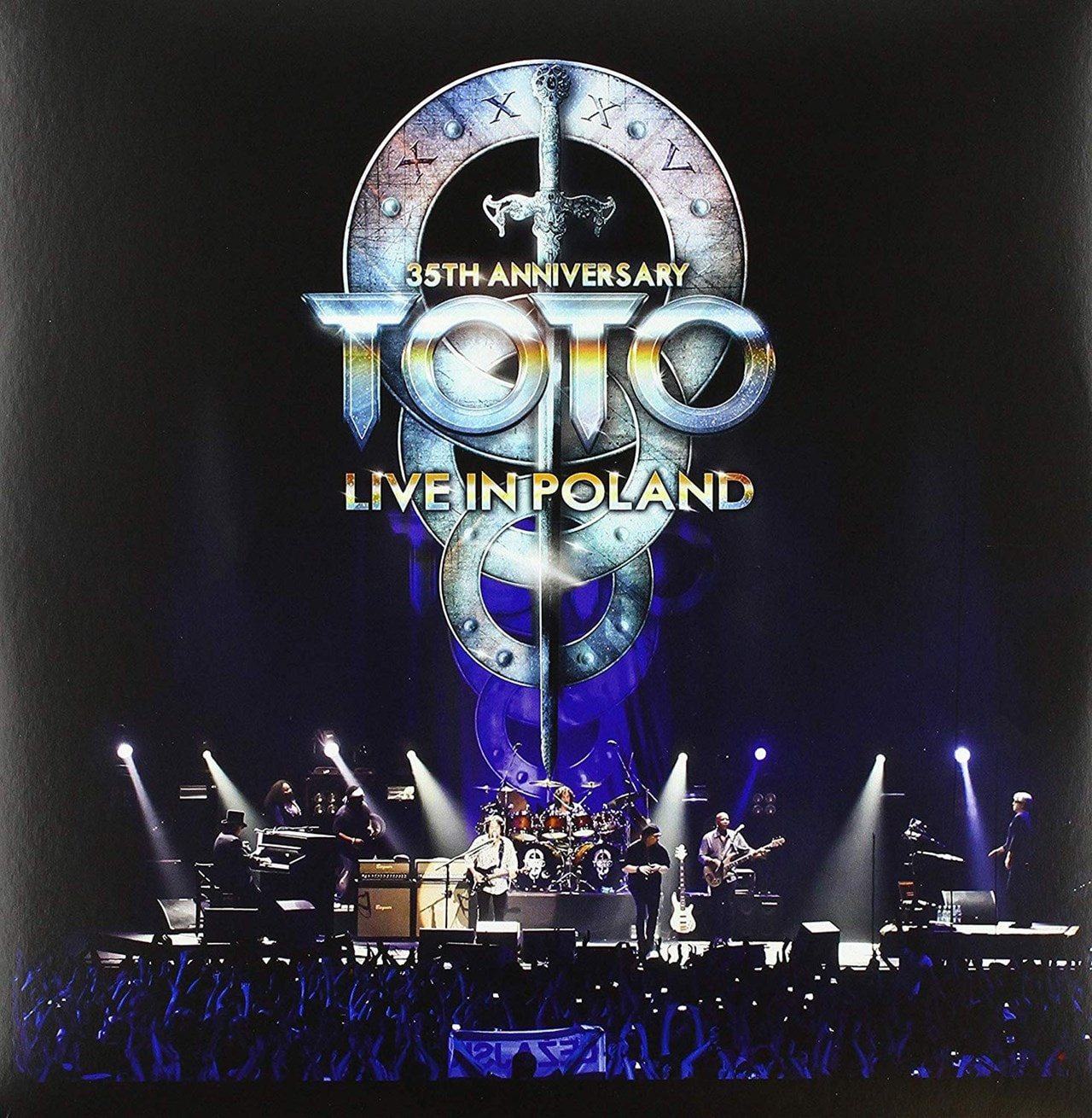 Live in Poland: 35th Anniversary Tour - 1