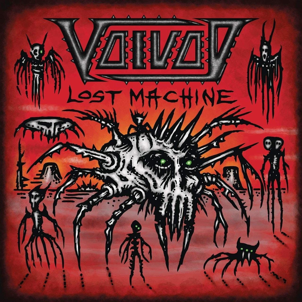Lost Machine - Live - 1