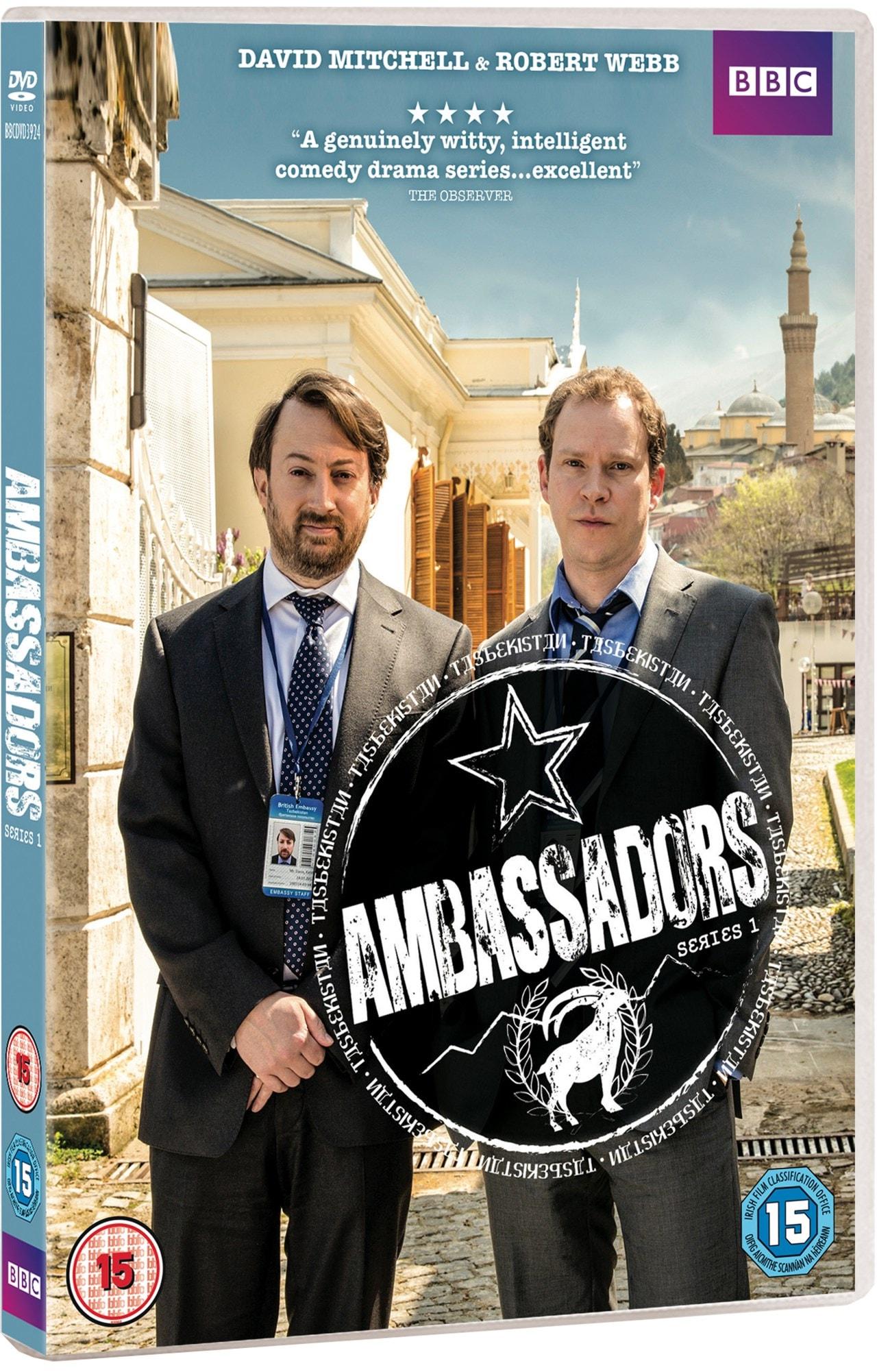 Ambassadors: Series 1 - 2