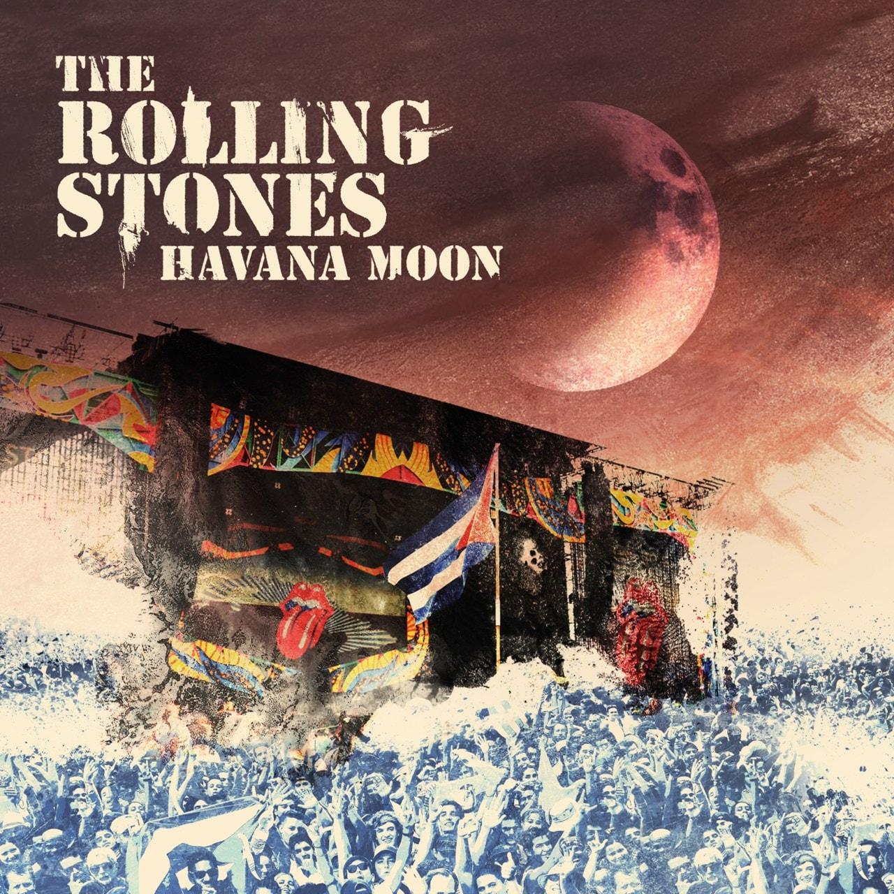 The Rolling Stones: Havana Moon - 1