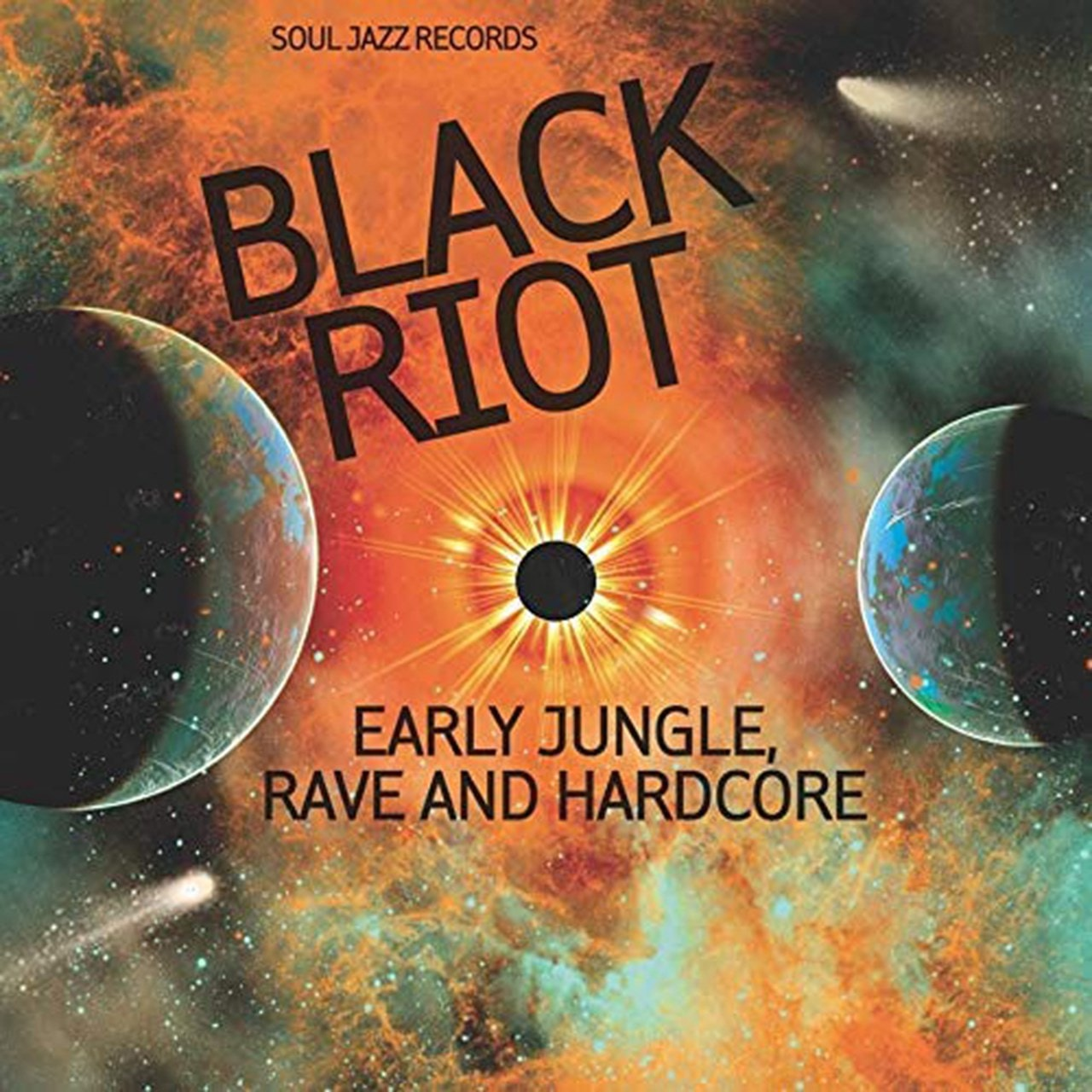 Black Riot: Early Jungle, Rave and Hardcore - 1