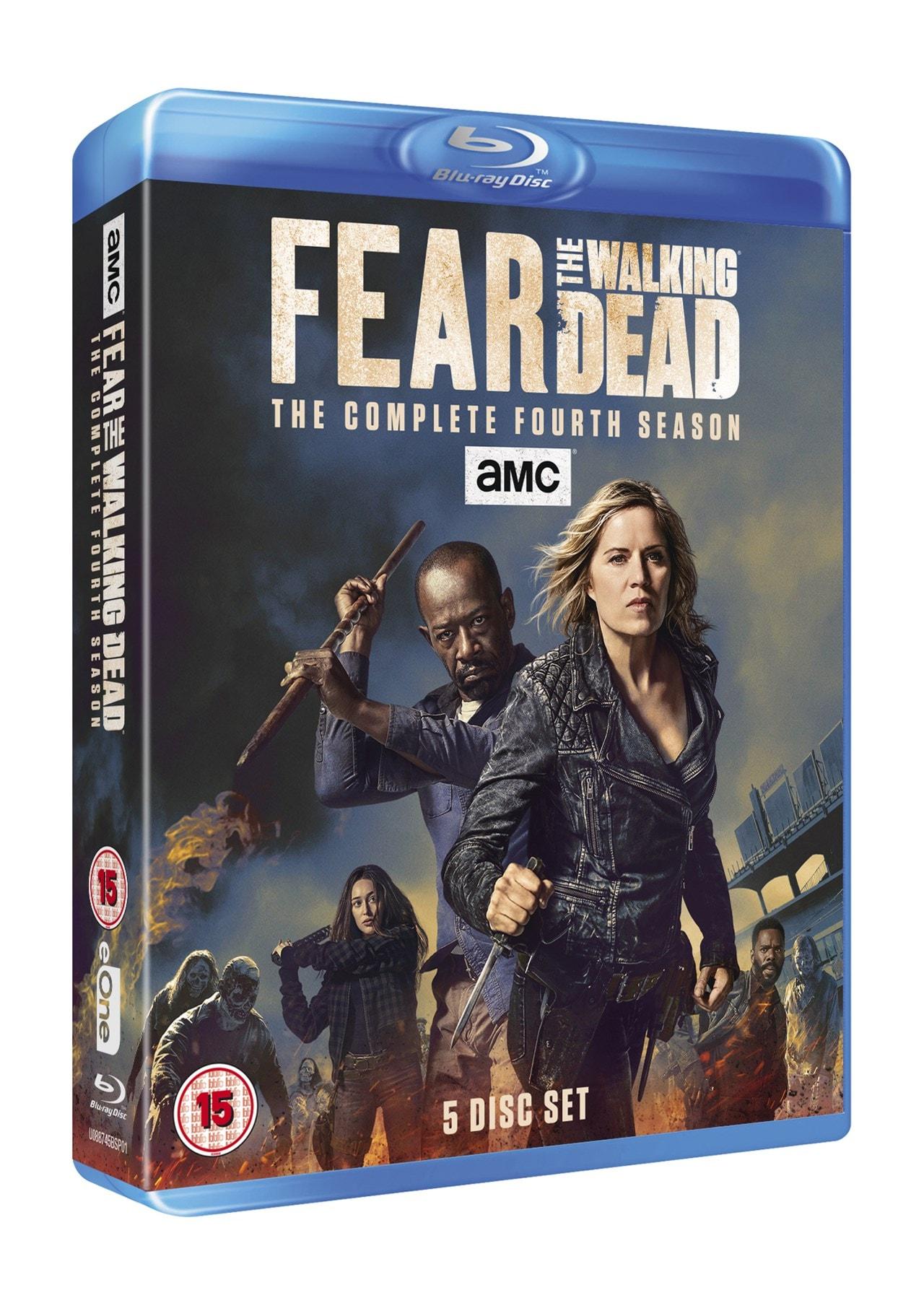 Fear the Walking Dead: The Complete Fourth Season - 2