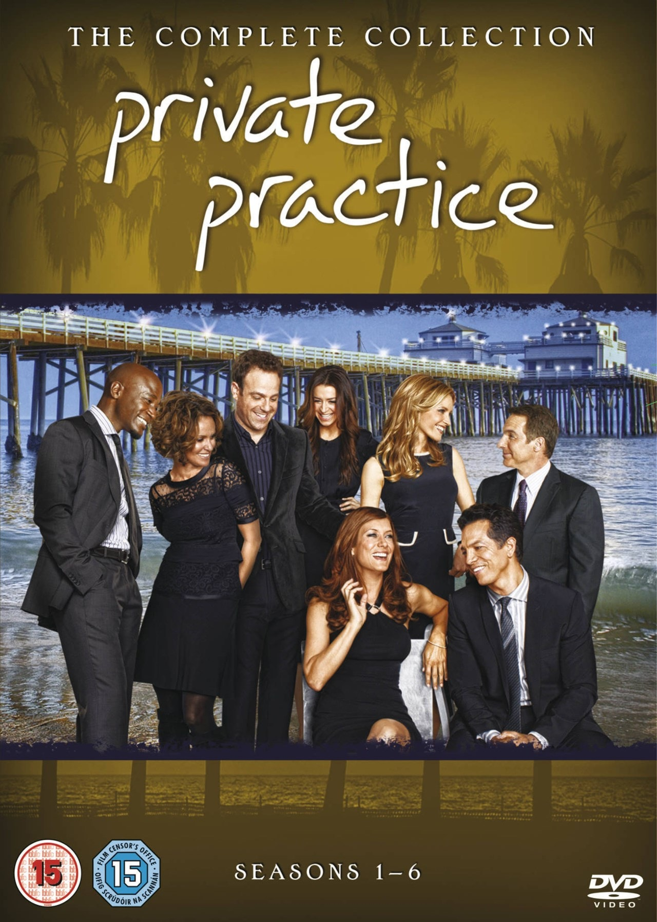 Private Practice: Seasons 1-6 - 1