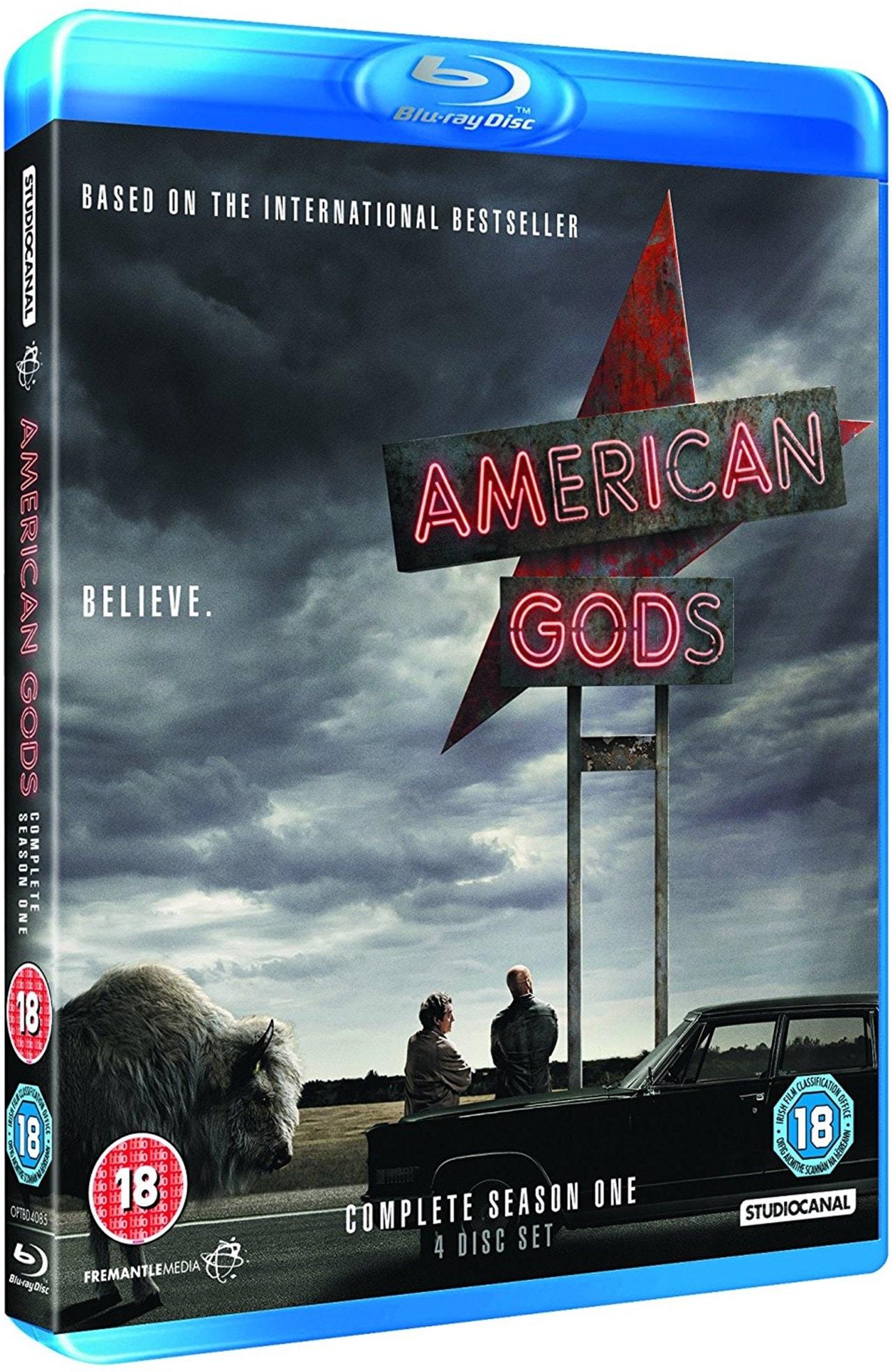 American Gods: Complete Season One - 2