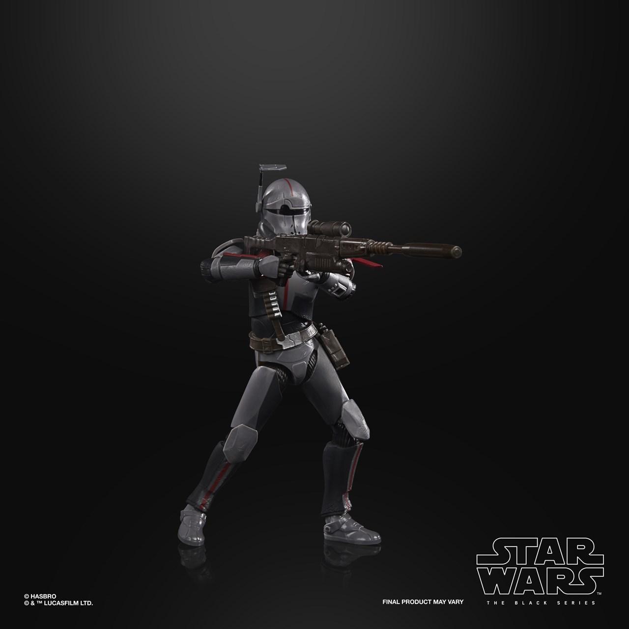 Bad Batch Crosshair: Clone Wars: Star Wars Black Series Action Figure - 2